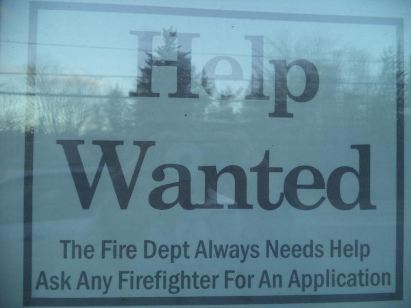 In Focus, Edition 2 Jobs, Fire Fighters Help Wanted.JPG