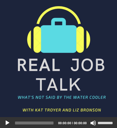Listen to Chris on the Real Job Talk Podcast - Burnout Advice Around Reinventing Yourself