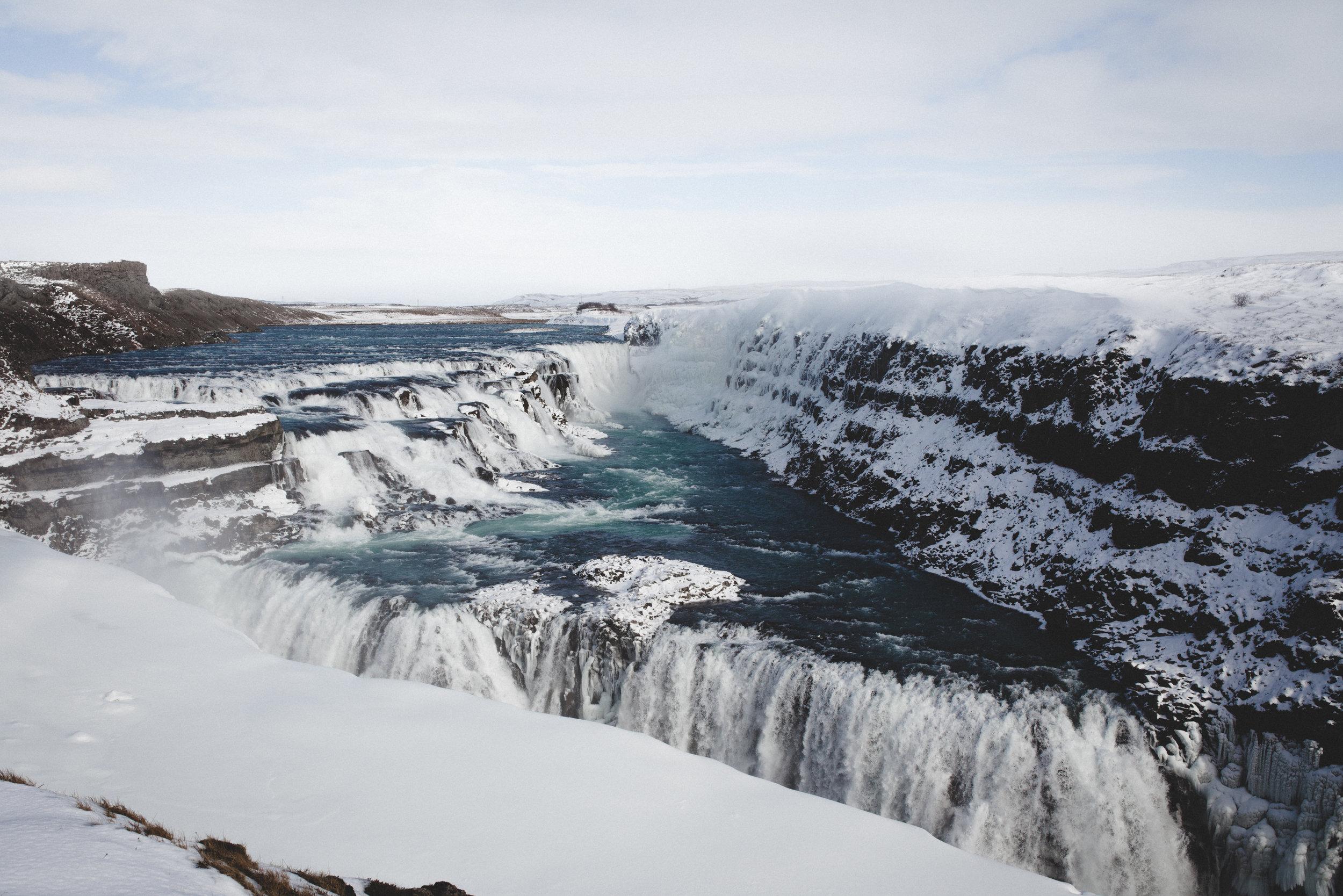 icelandwaterfalls