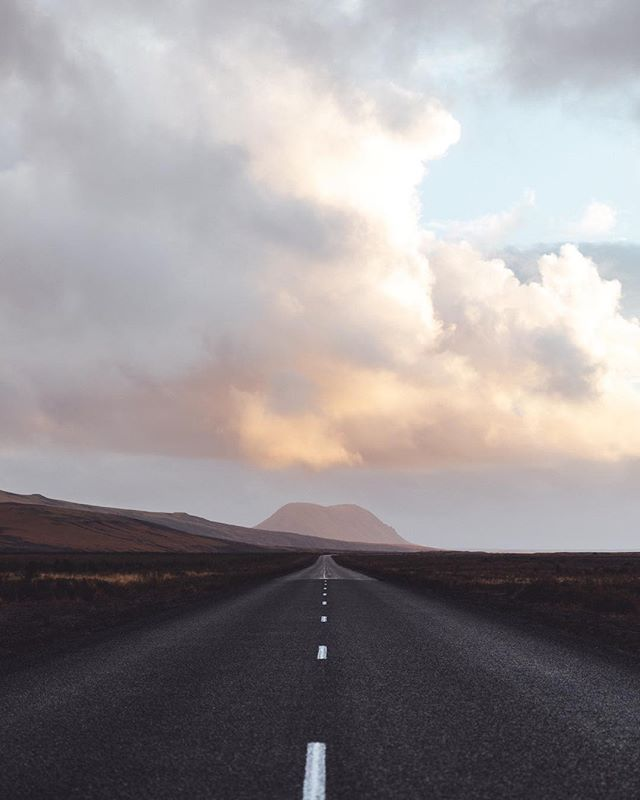 The type of road you want to wander down. Stunning photo by @nattesferd #farthermagazine