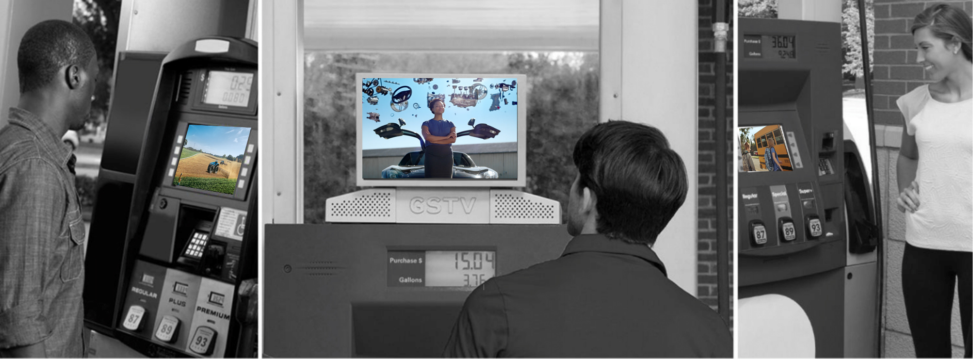 Experiential: POS Video