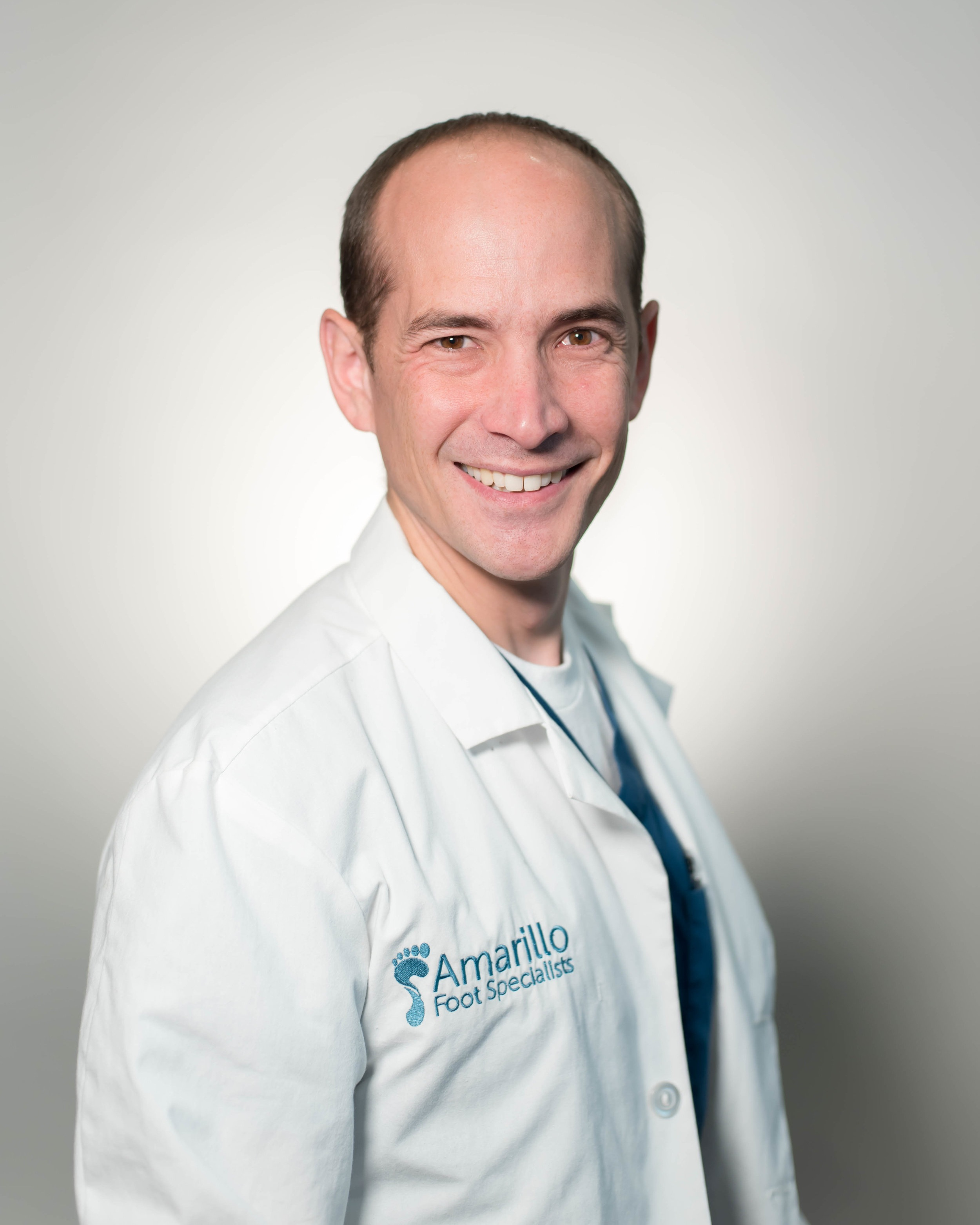 Podiatrist Brandon holloway