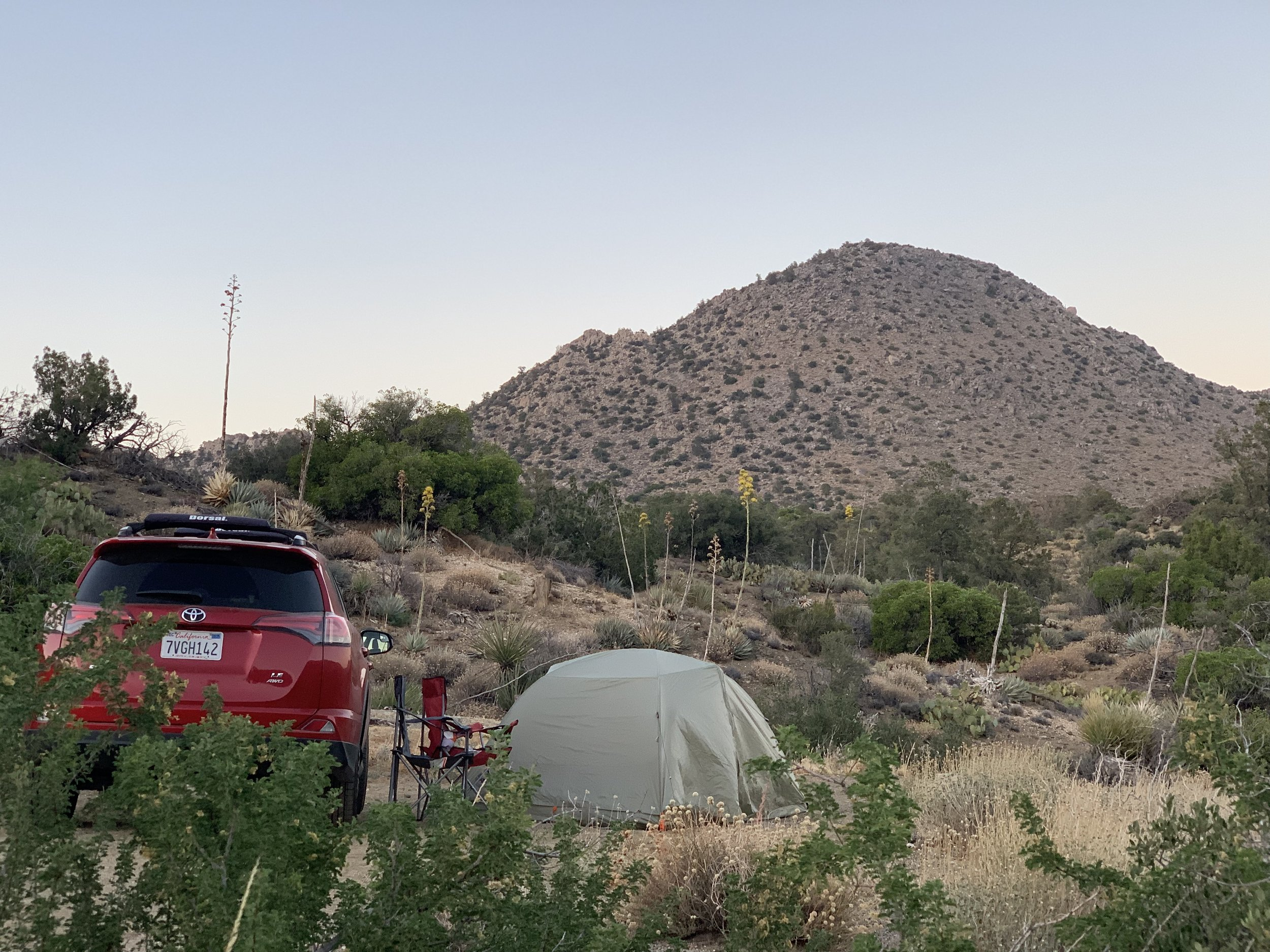 The Sugarloaf Campground is open year round