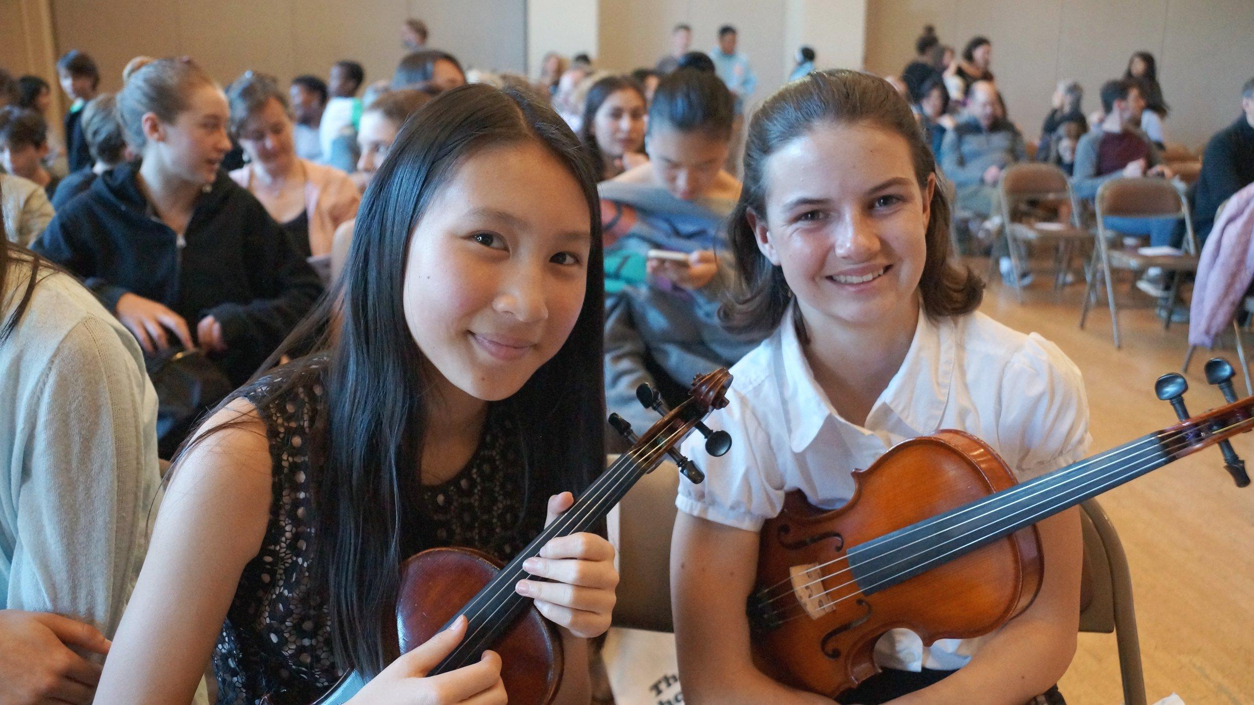 Samantha Cheunkarndee & Katherine Graham
