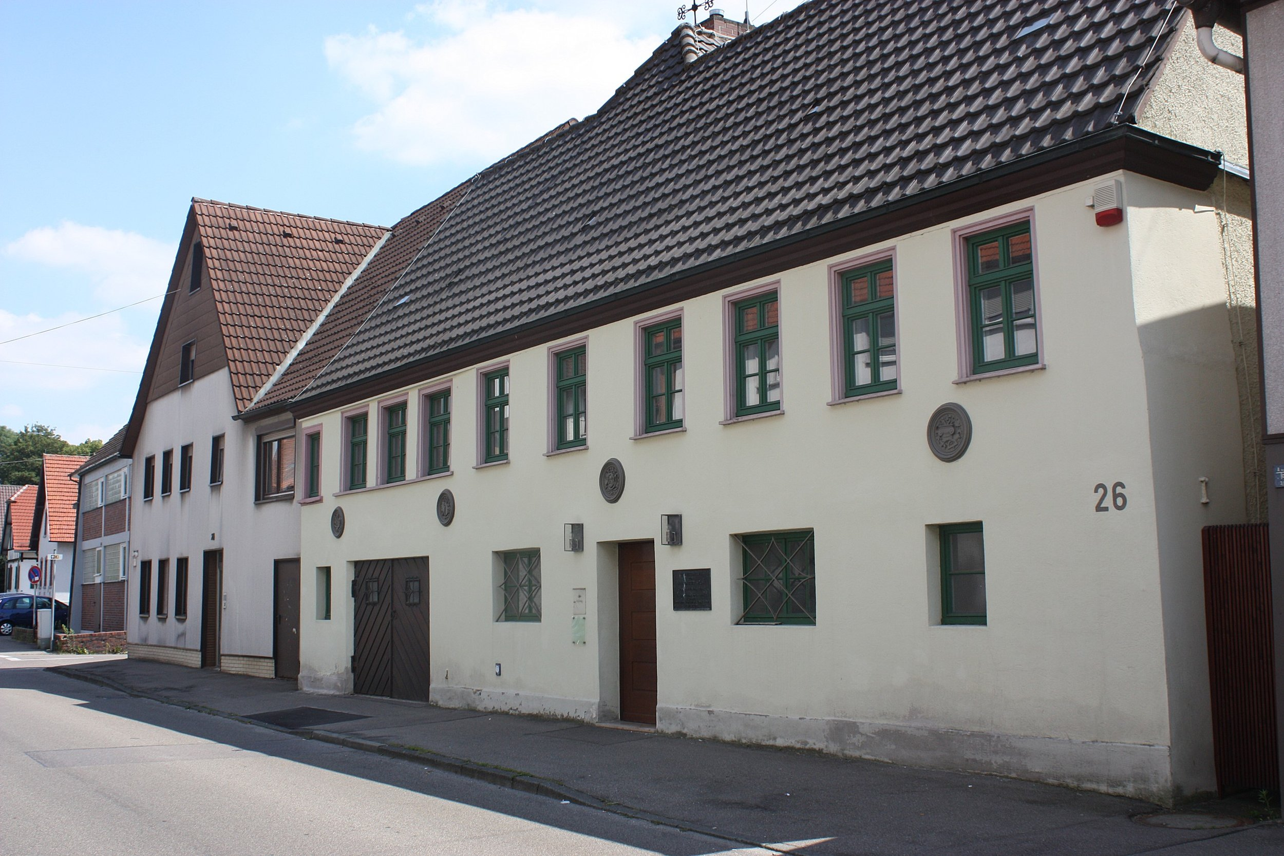 Margarete Steiff's Historic Birth House