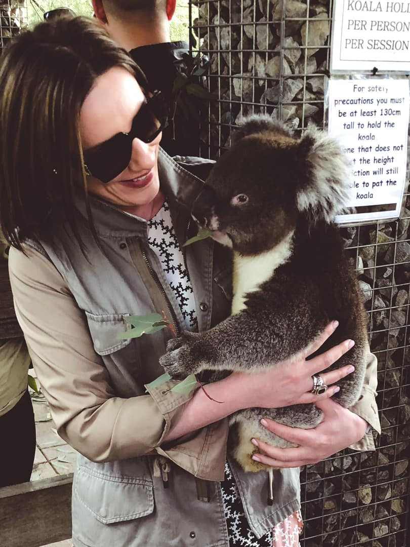 Kevin the Koala Adelaide Hills Doll Guild Convention Rachel Hoffman.jpg