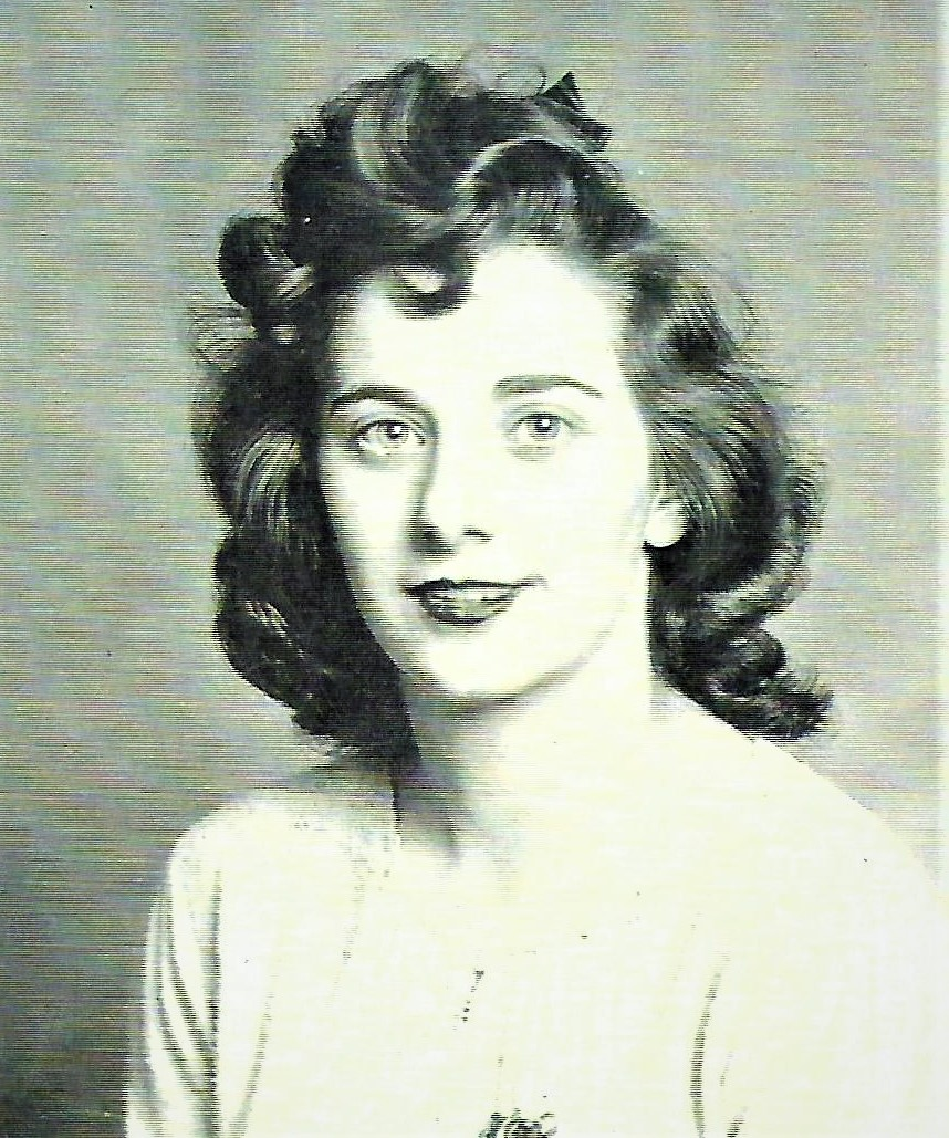 Gail's Mother Dorothy (But everyone called her Dot.)