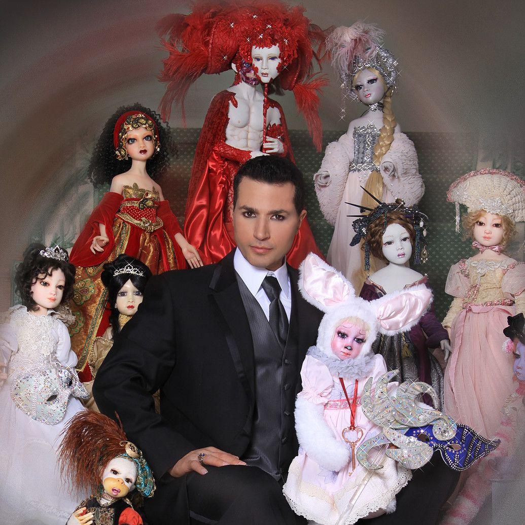 Gregg+Ortiz+Virtual+Doll+Convention