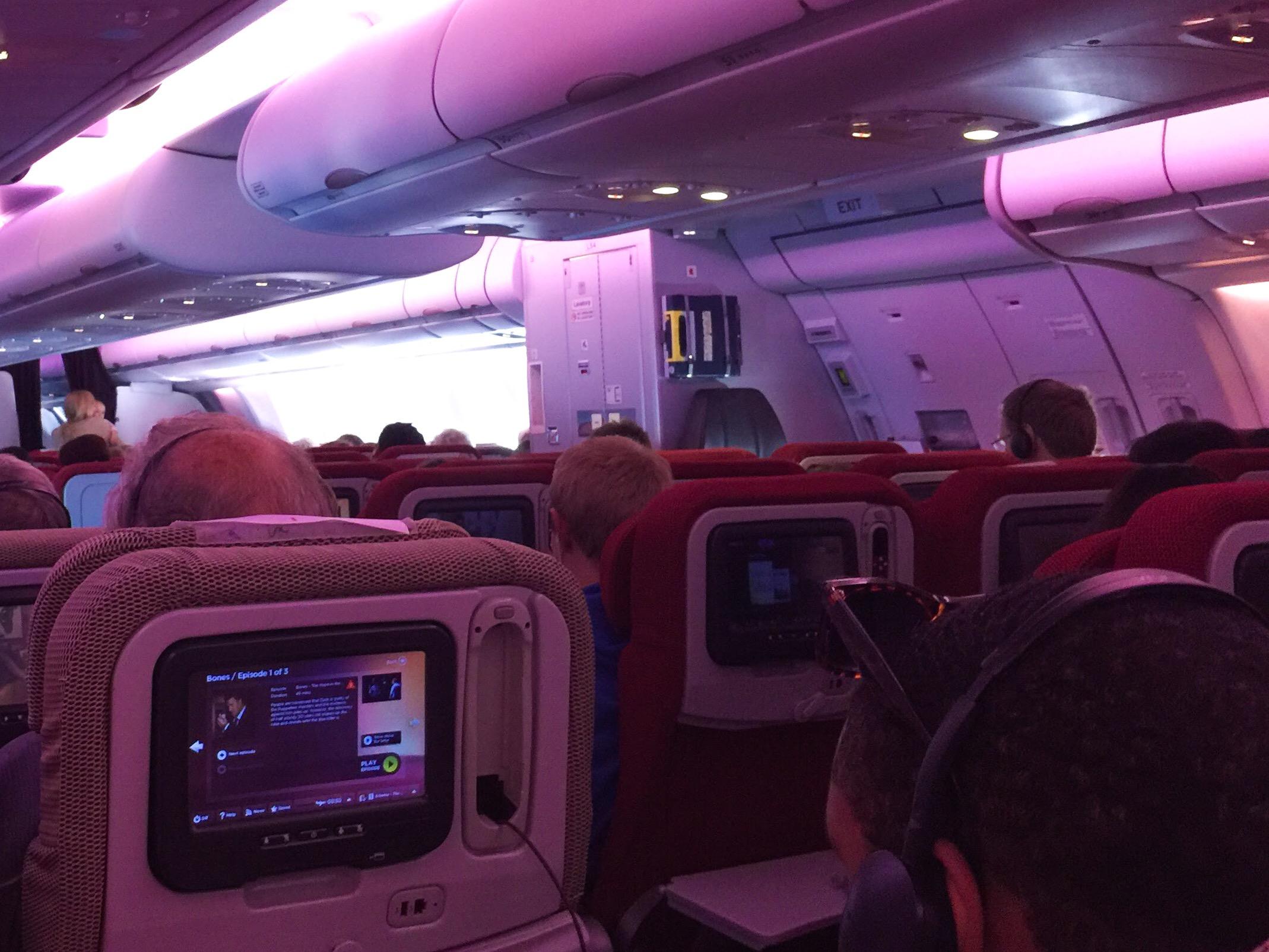 A330-300 - London Heathrow - Newark