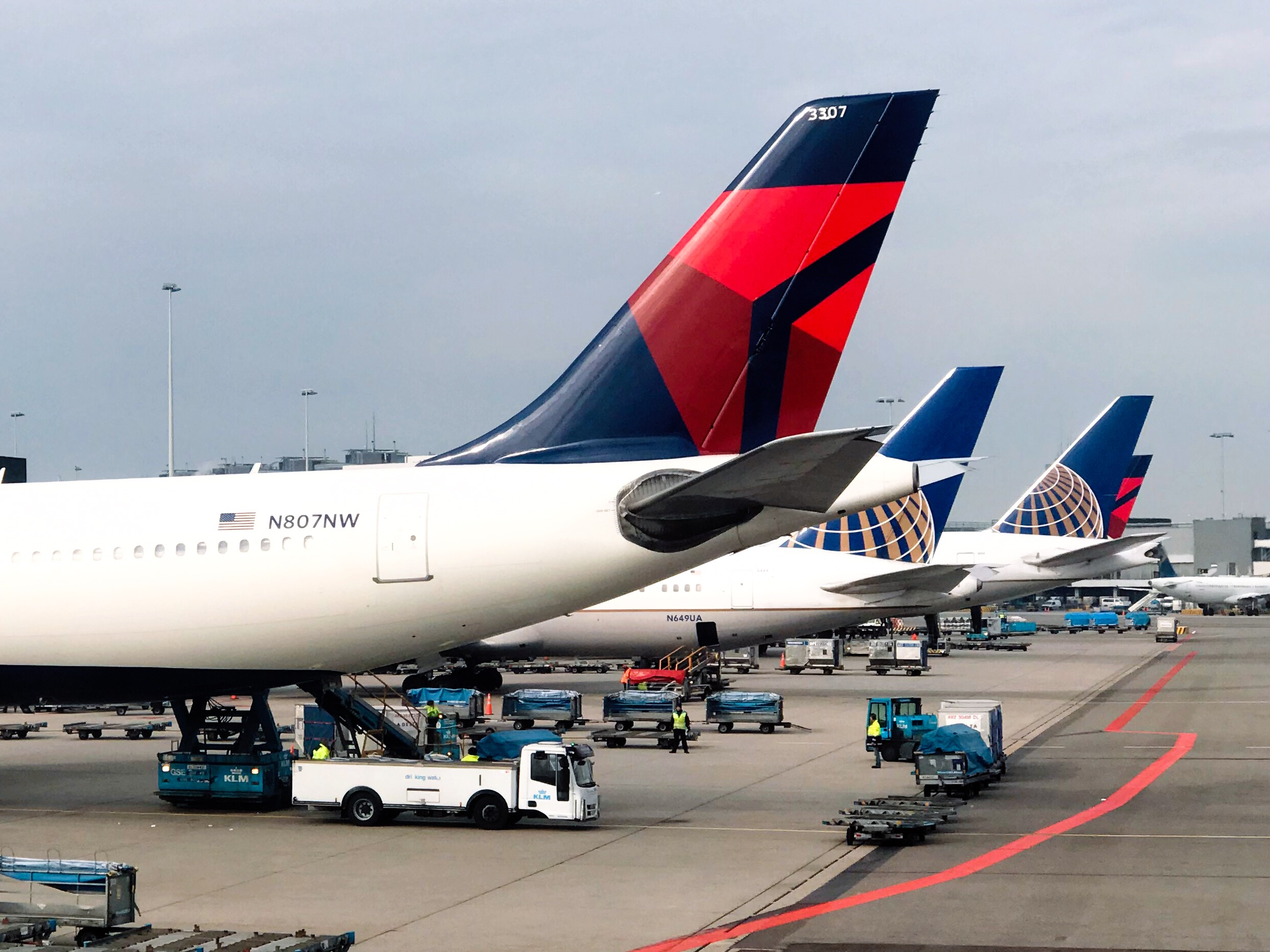 Delta received most of the A330s after the merger with Northwest.