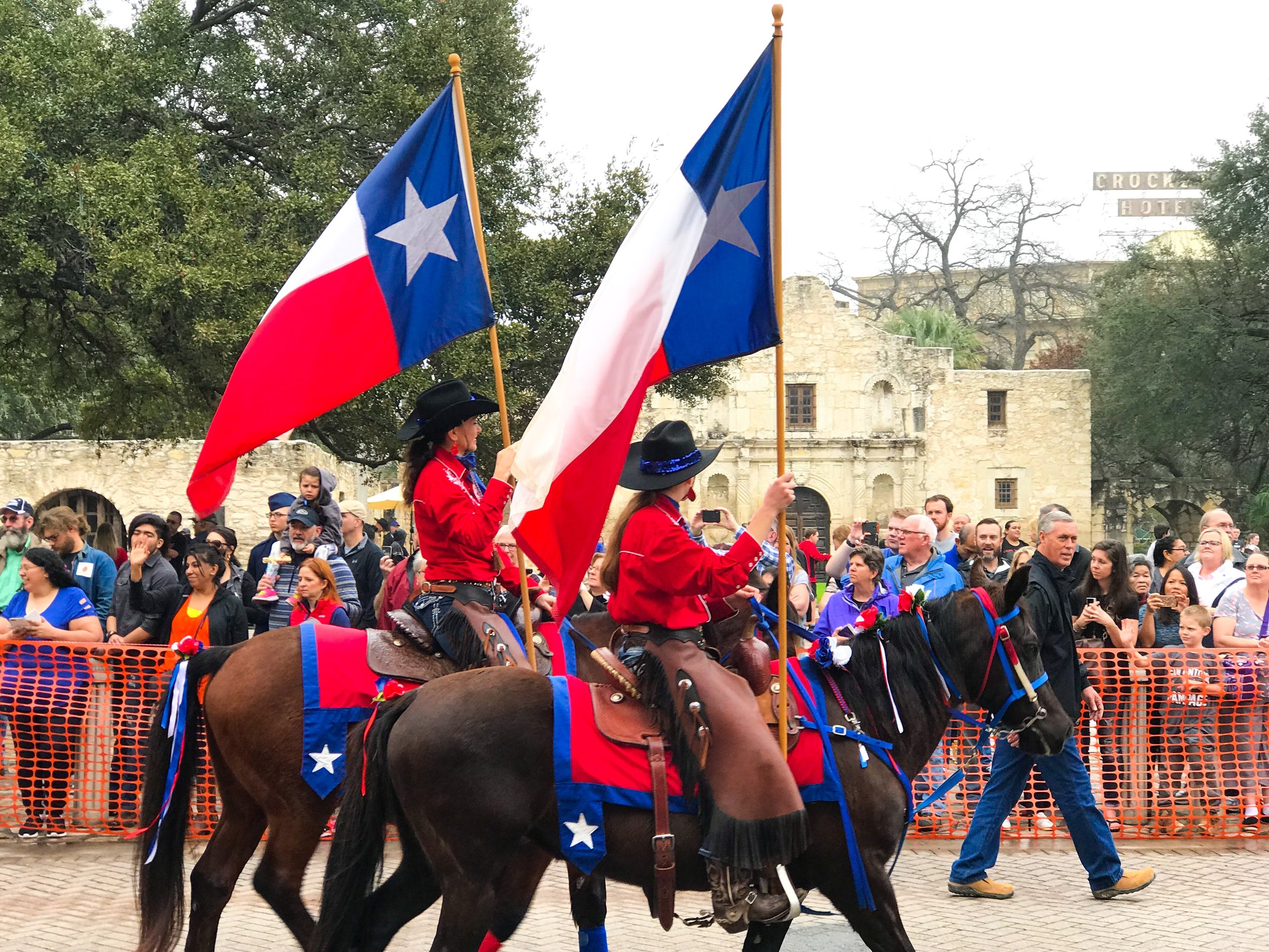 WESTERN HERITAGE PARADE & CATTLE DRIVE - Kick-off event of the annual San Antonio Stock Show & Rodeo in early February