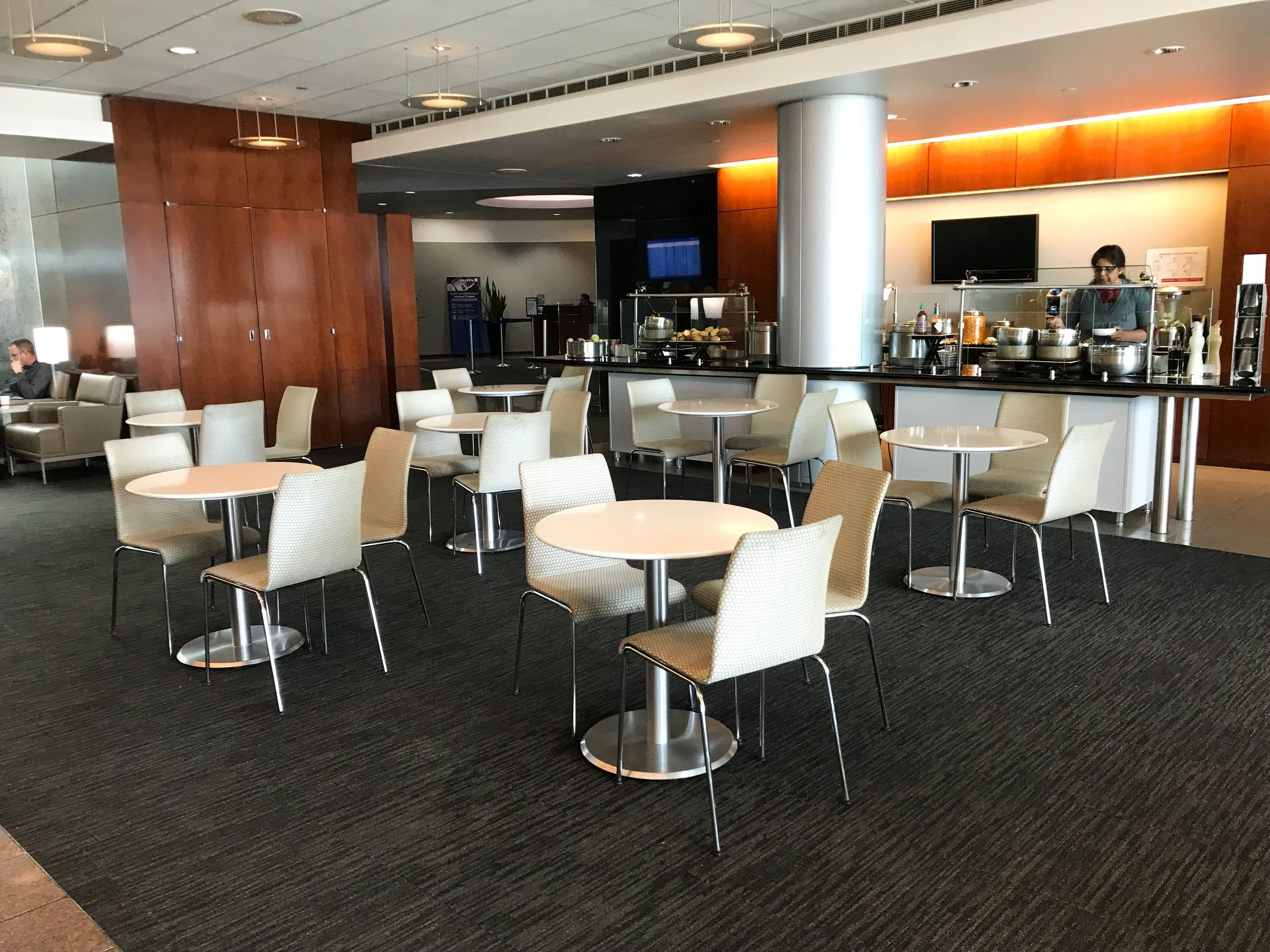 DENVER - 2 United Club Locations