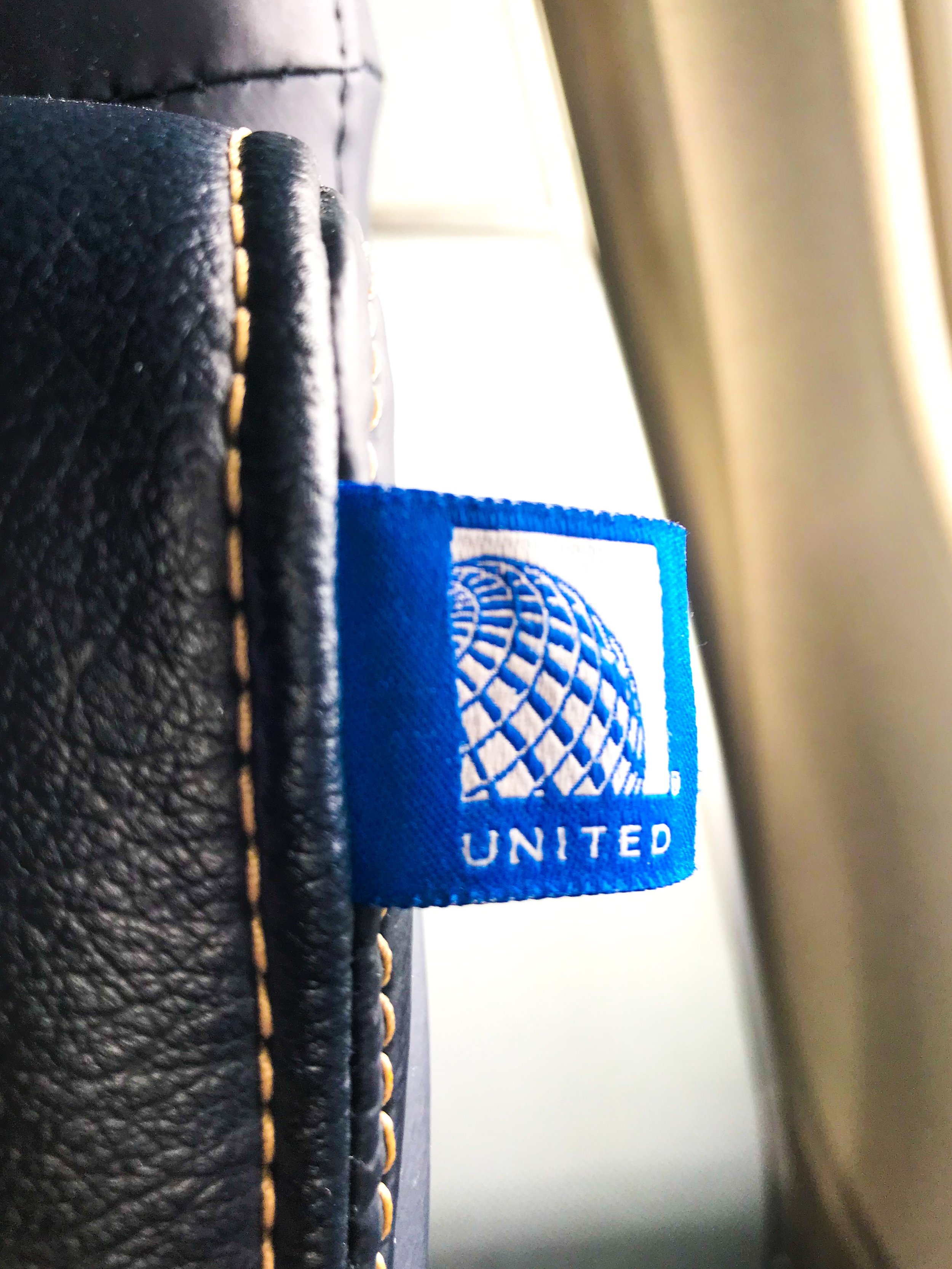 Personalized seats in United First.