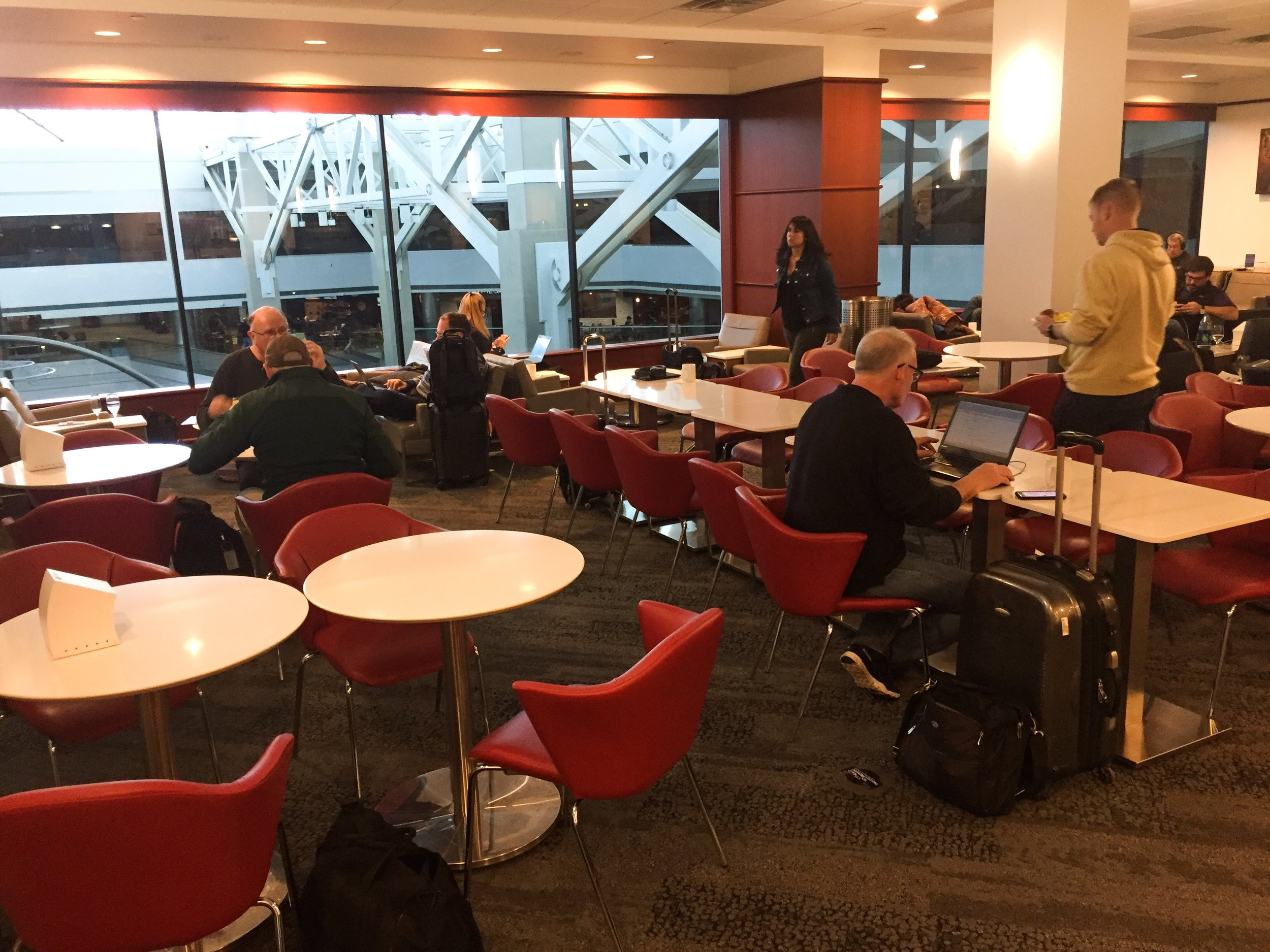 DENVER - Terminal A Mezzanine Level