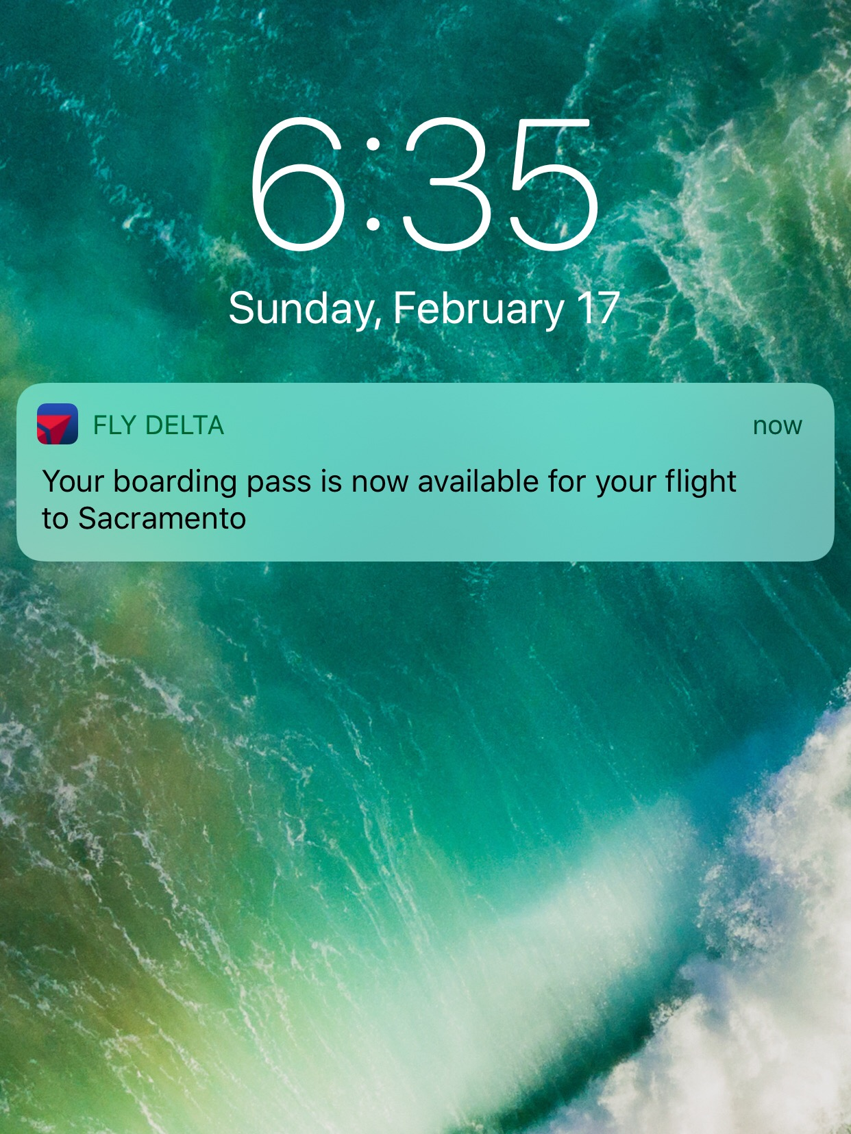 Delta automatically checks you in for your flight 24 hours before the first scheduled leg of your itinerary. You still have to log in to your account (either on the Delta App or online) to acknowledge the Hazardous Materials Policy.