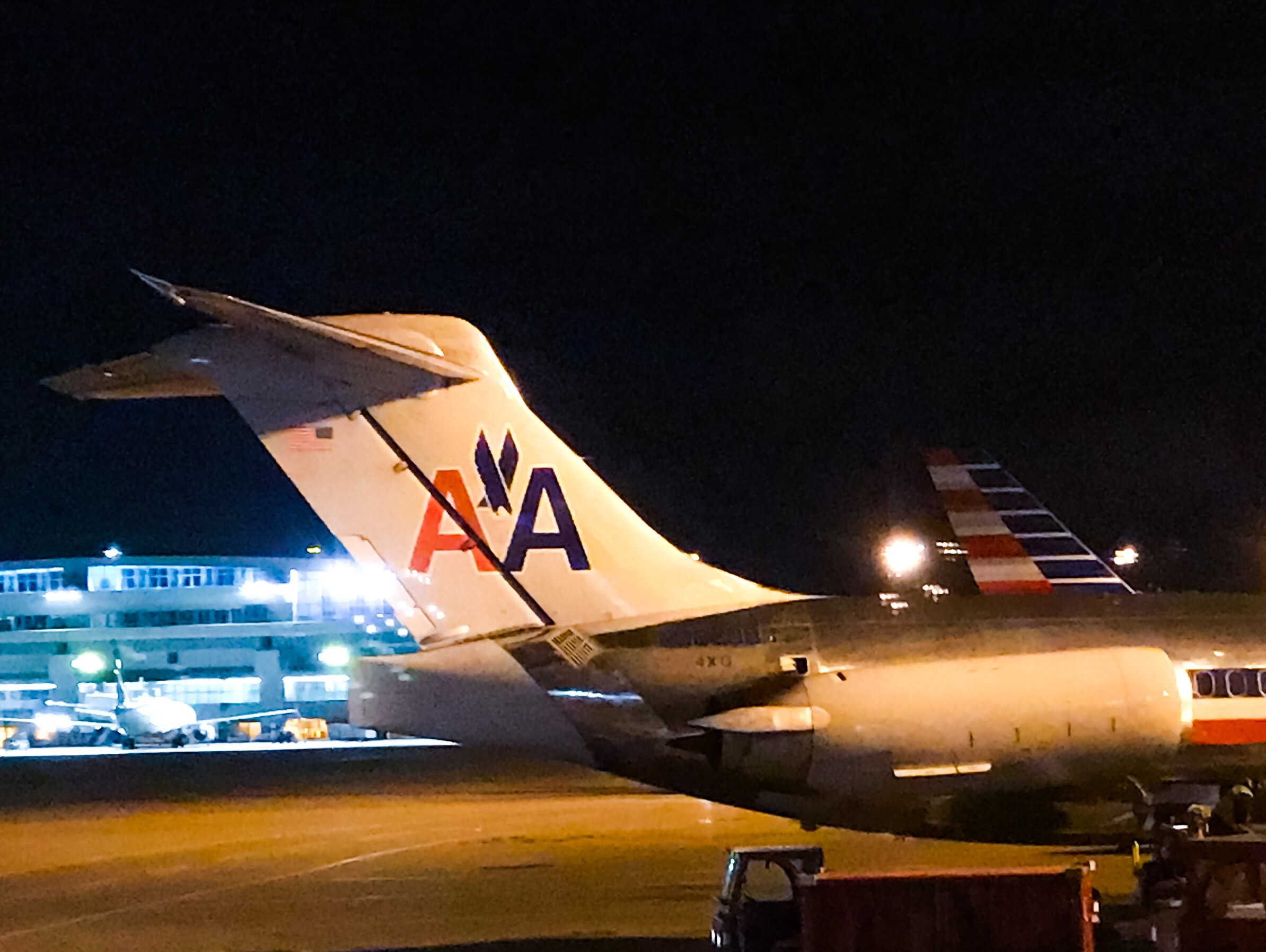 AvGeeks are the only people that will miss the MD-80s when they're gone.