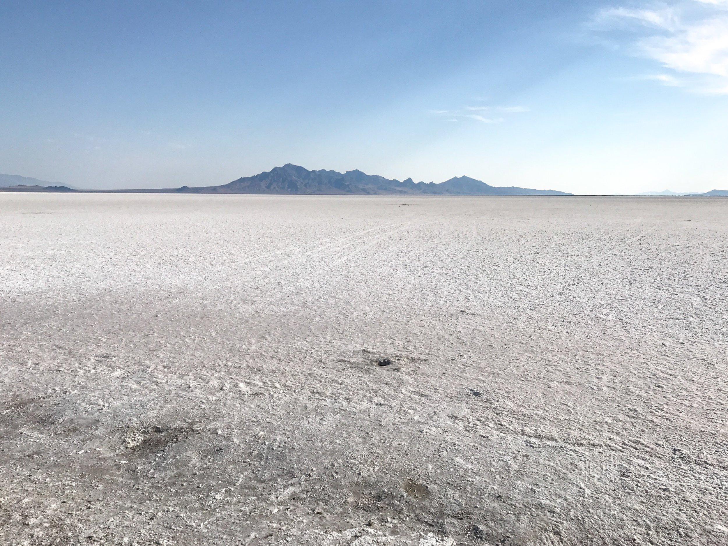 BONNEVILLE SALT FLATS - Famous geological salt flats 90 minutes west of Salt Lake City