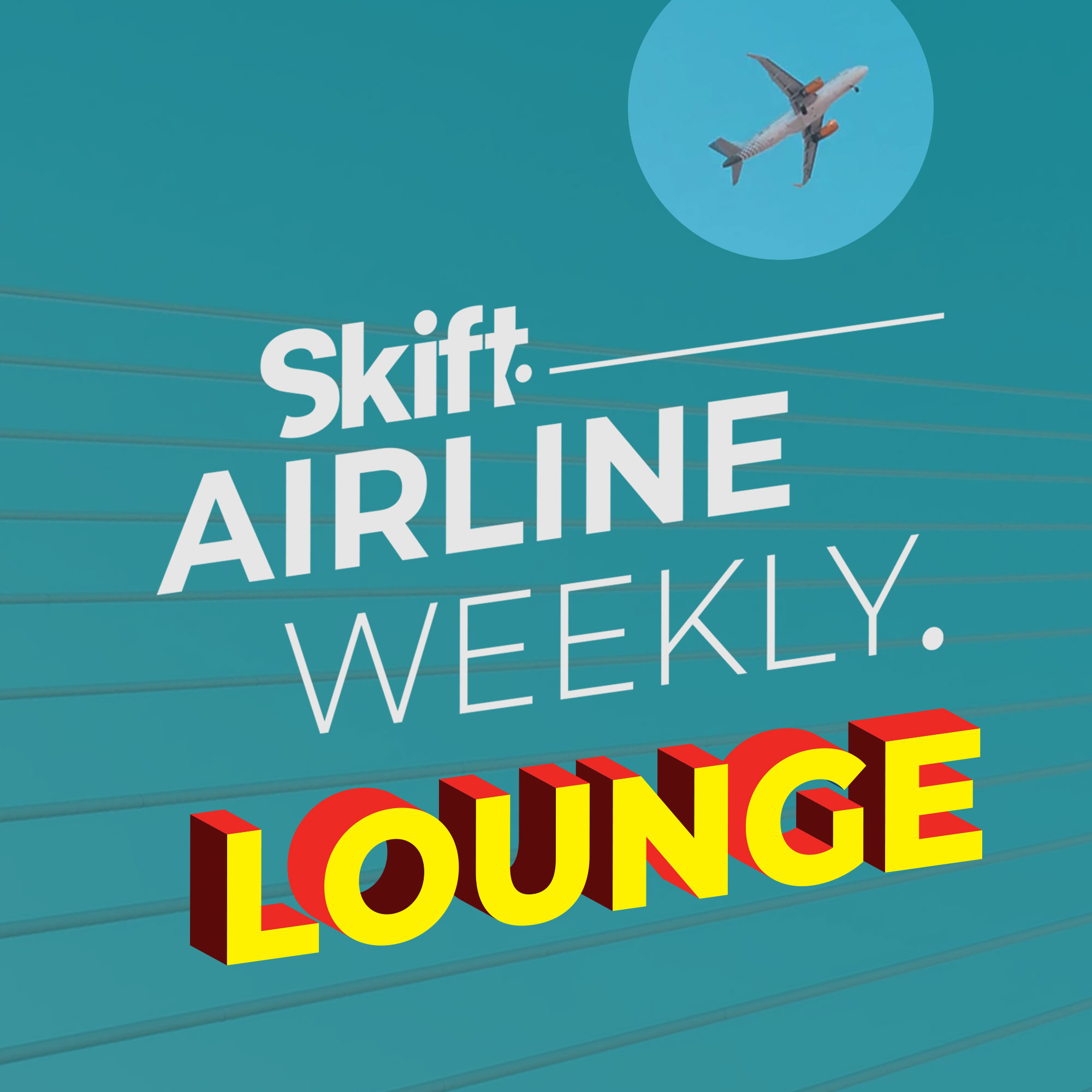 Airline Weekly Lounge - Airline Weekly Lounge is an aviation podcast produced by Skift Airline Weekly. It is hosted by Airline Weekly co-founders Jason Cottrell and Seth Kaplan.Airline Weekly Lounge primarily covers airline finances, and thus is very numbers heavy. But, Jason and Seth find a way to make numbers more interesting than anyone would think possible. They are able to water the content down enough that even non-financially savvy listeners can still enjoy/comprehend.I suggest finding a distraction free environment to listen. If you blink, you're certain to miss an important metric (or five) in this fast paced, highly informative podcast.Frequency: Approximately every two weeks - though there hasn't been a new release since early 2019Length: 30 minutes on average