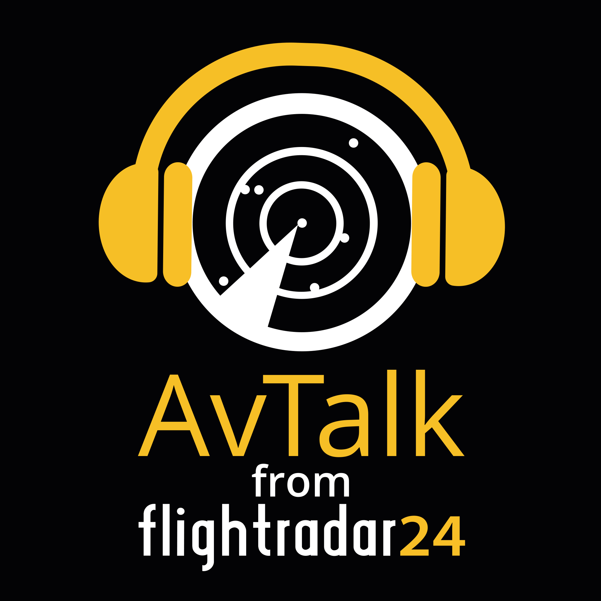 AvTalk - AvTalk is an aviation podcast by AvGeeks Ian Petchenik and Jason Rabinowitz. Ian and Jason have an extensive knowledge of the aviation industry and have a great, generally humorous rapport.AvTalk is produced by Flightradar24, so the podcast naturally discusses flight tracking topics, though it only accounts for a fraction of the topics discussed. The hosts passionately cover every contemporary industry topic.AvTalk is an easy listen that will leave you greatly disappointed when it is over, only because it'll be two-ish weeks until the next release. That's when it's time to start back-listening from Episode 1!Frequency: Approximately every two weeksLength: 30-45 minutes on average