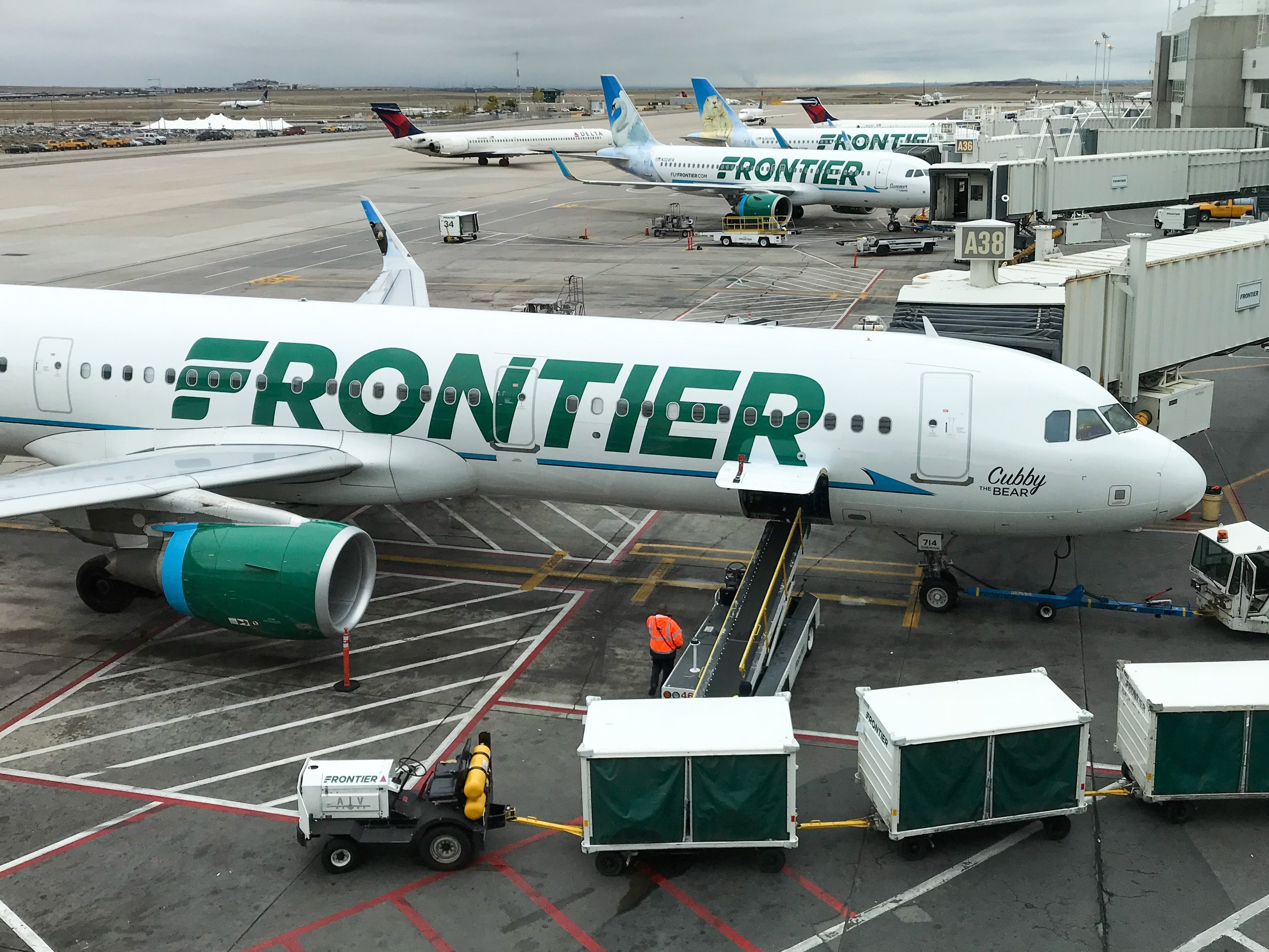 AIRCRAFT FLEET - Frontier operates a large fleet of narrow-body aircraft. Get detailed information about each plane, and see cabin and exterior photos.