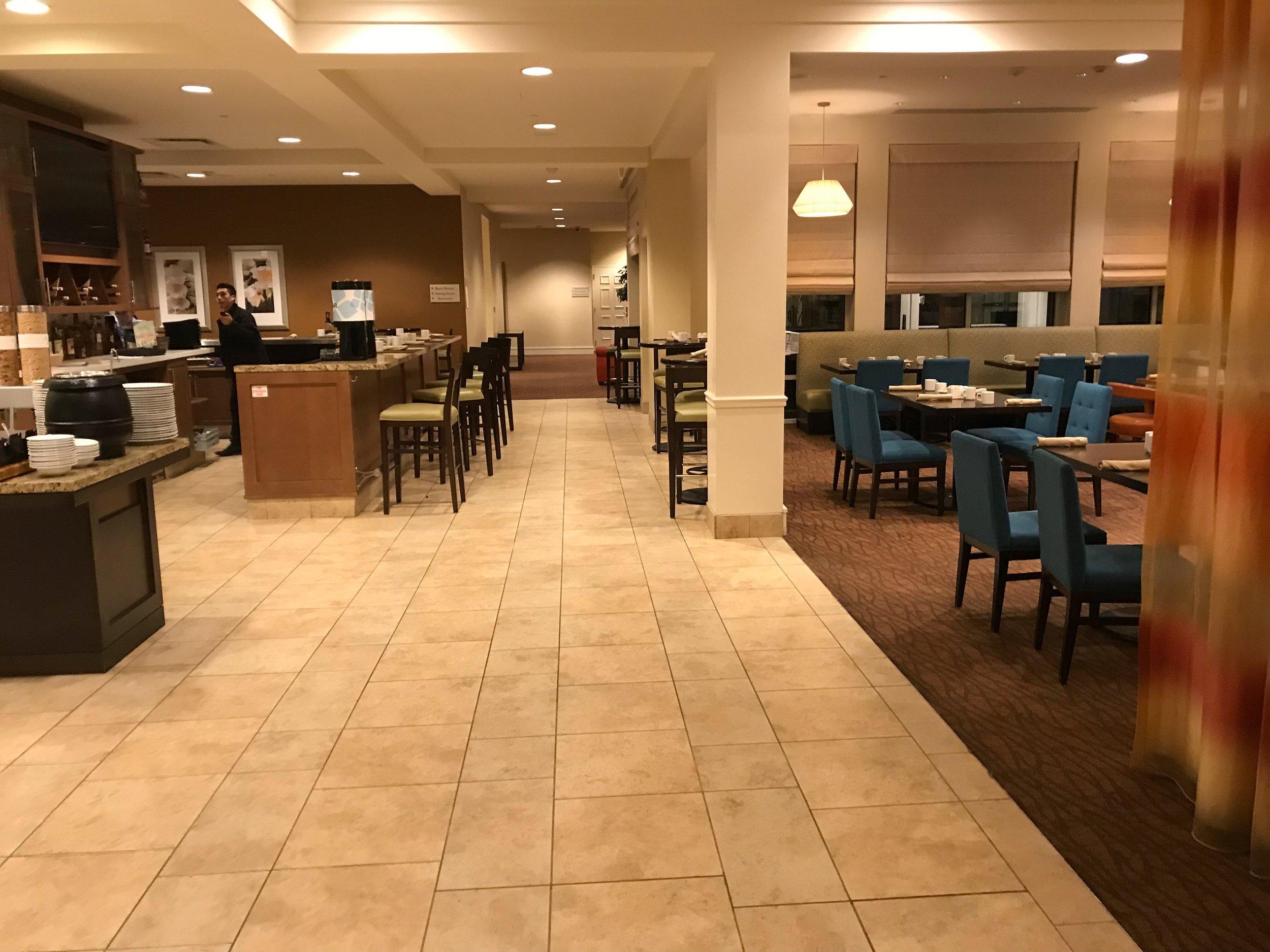 Hilton Garden Inn Salt Lake City Airport Officer Wayfinder