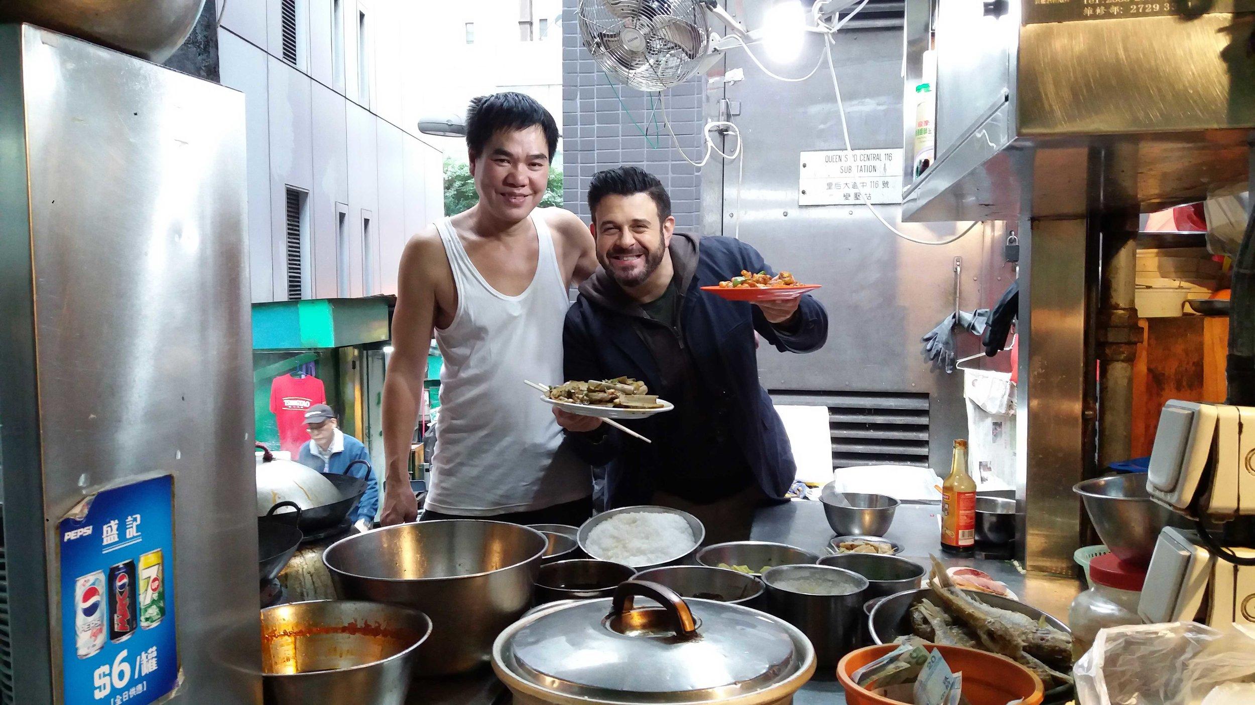 Secret Eats with Adam Richman -