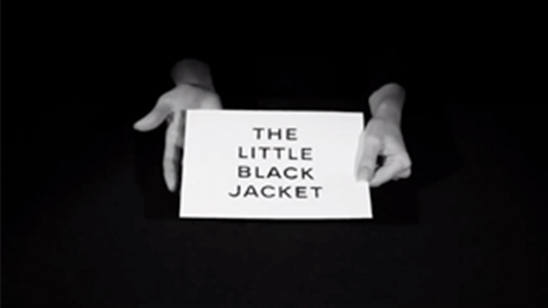 Chanel - The Little Black Jacket