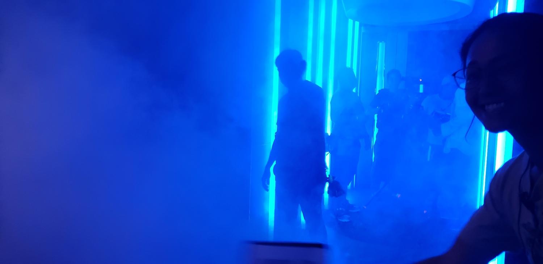 The HK Fixer Tissot blue smoke party.jpg