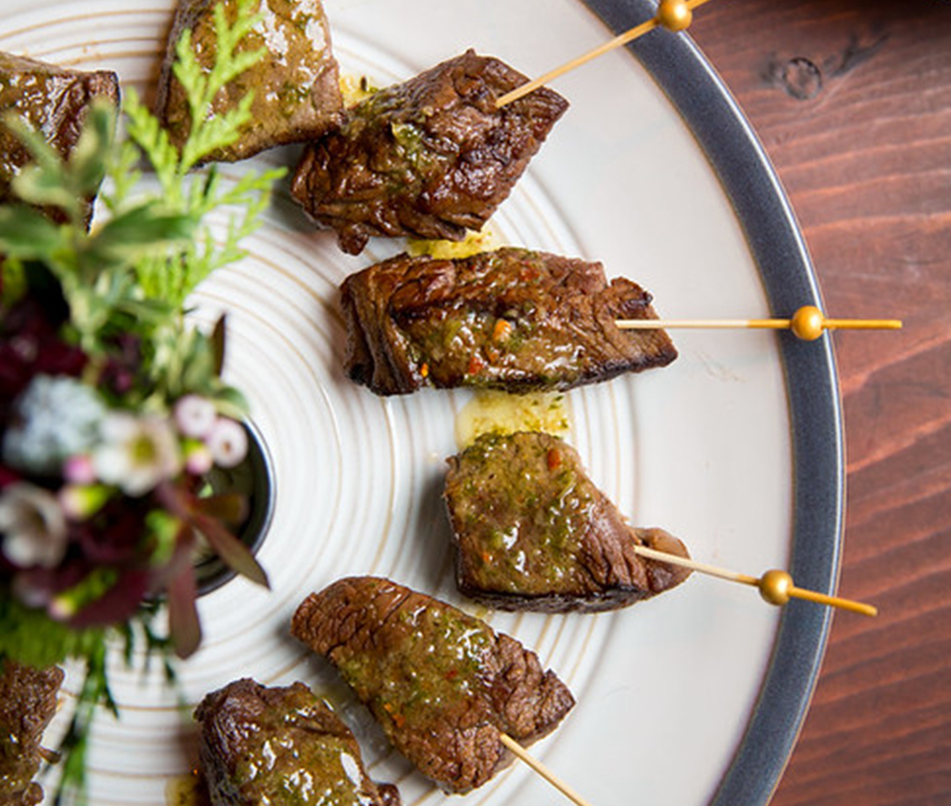 Beef Tips - San Francisco Event Planning & Catering | Fraiche Catering