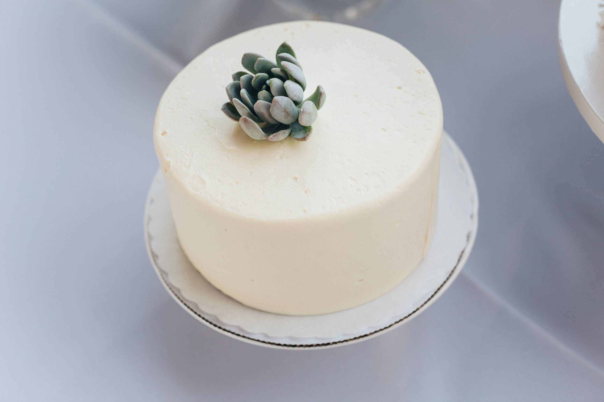 Wedding Cake - San Francisco Gourmet Catering Company - Fraiche Catering