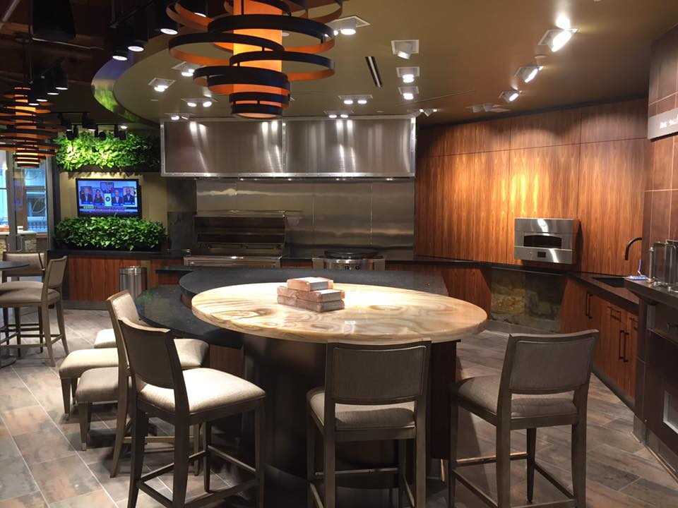 Pirch - SoHo, New York City & Austin, TX - The Pirch stores are high-end appliance, kitchen, bath, and outdoor stores. We have worked closely with the architect and owner to bring their vision to fruition.