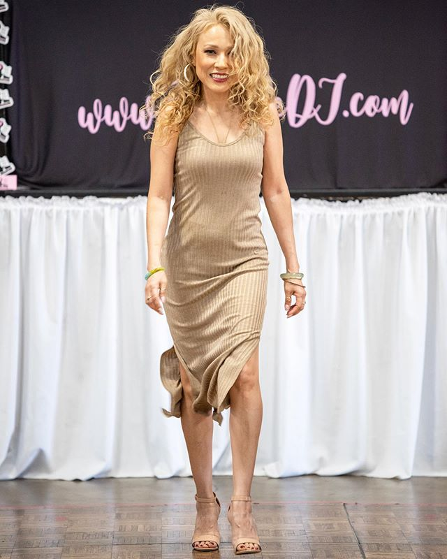 The Secret To Great Style Is To Feel Good In What You Wear! Empowered Chic Thrives To Equip Women With Clothing That Defines Their Style, And Makes Them Feel Great! @mizfabulousity1 Killed This Look On The Runway🔥 . . . The Girl In The Nude Dress Is Currently 25% Off So Don't Miss Out On Your Chance To Add It To Your Cart 🛒 . . . 📸 @desert_life_and_photos . #EmpoweredChicFashion #Runwaylooks#Model#FashionShow #Sale#Discounts#BudgetFriendly #WomensClothing#Boutique #SupportLocalBusinesses #ShopLocal