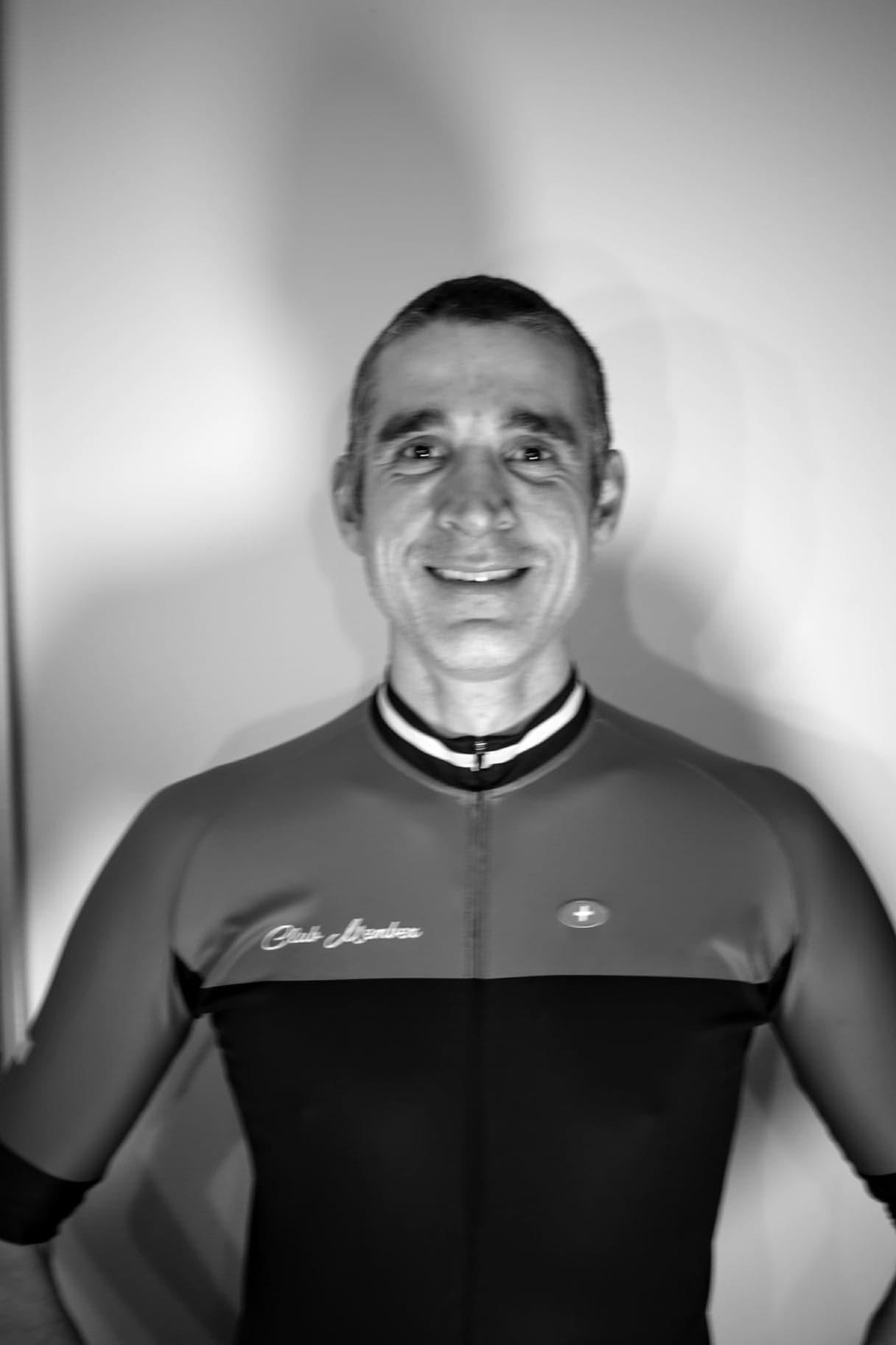 Raoul Wymann - Ride Leader: 4 years
