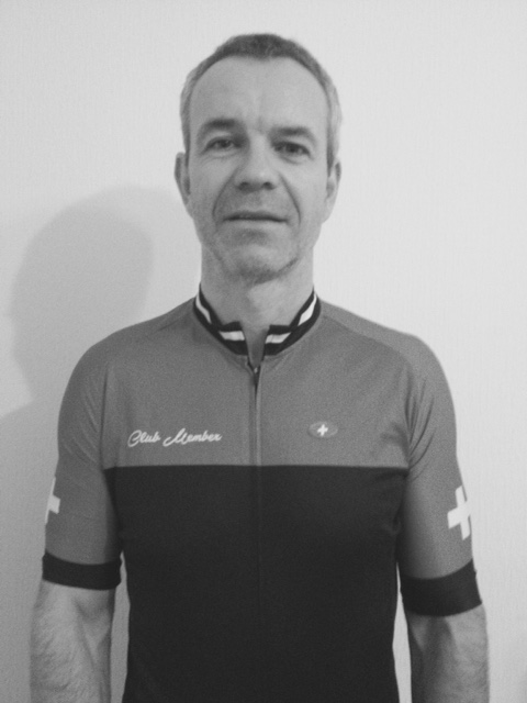 Jean-Christophe Carnat - Ride Leader: 3 years