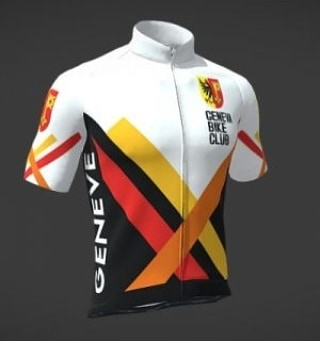 Our new Geneva Club Jersey