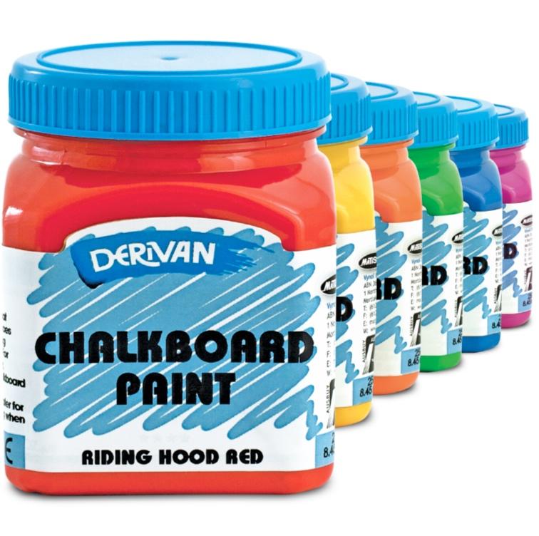 DERIVAN CHALKBOARD PAINT