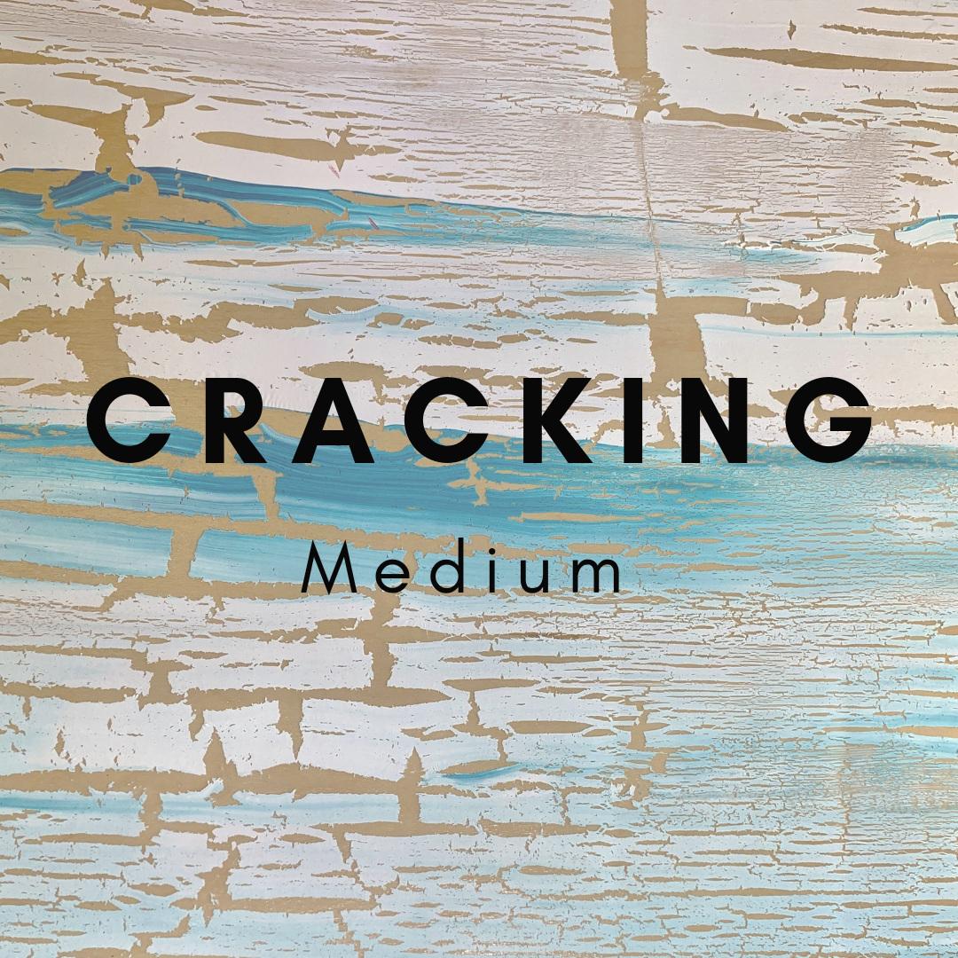Derivan Cracking Medium
