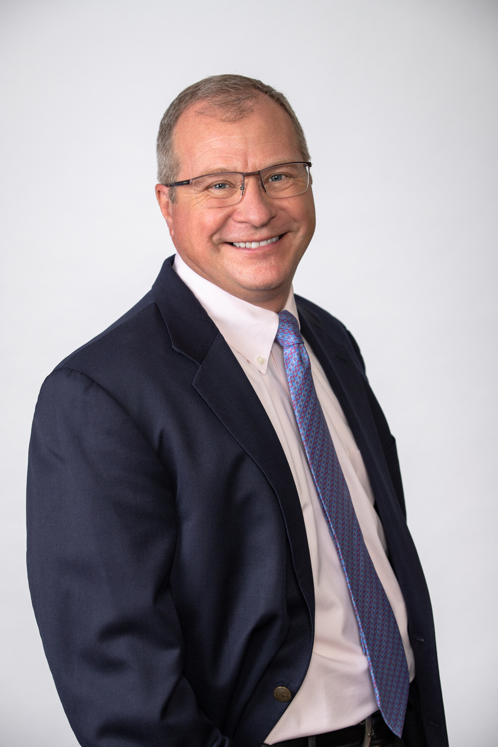 Jeff George, Vice President, Executive Search of Marymont Group