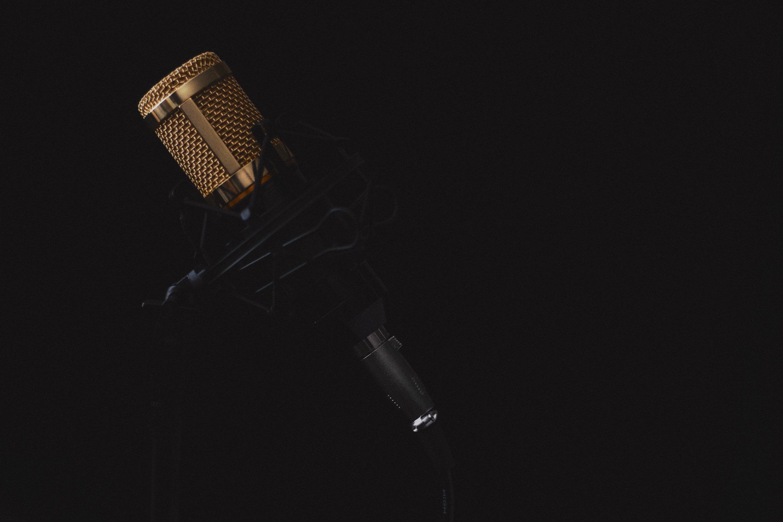 Audio Drama -