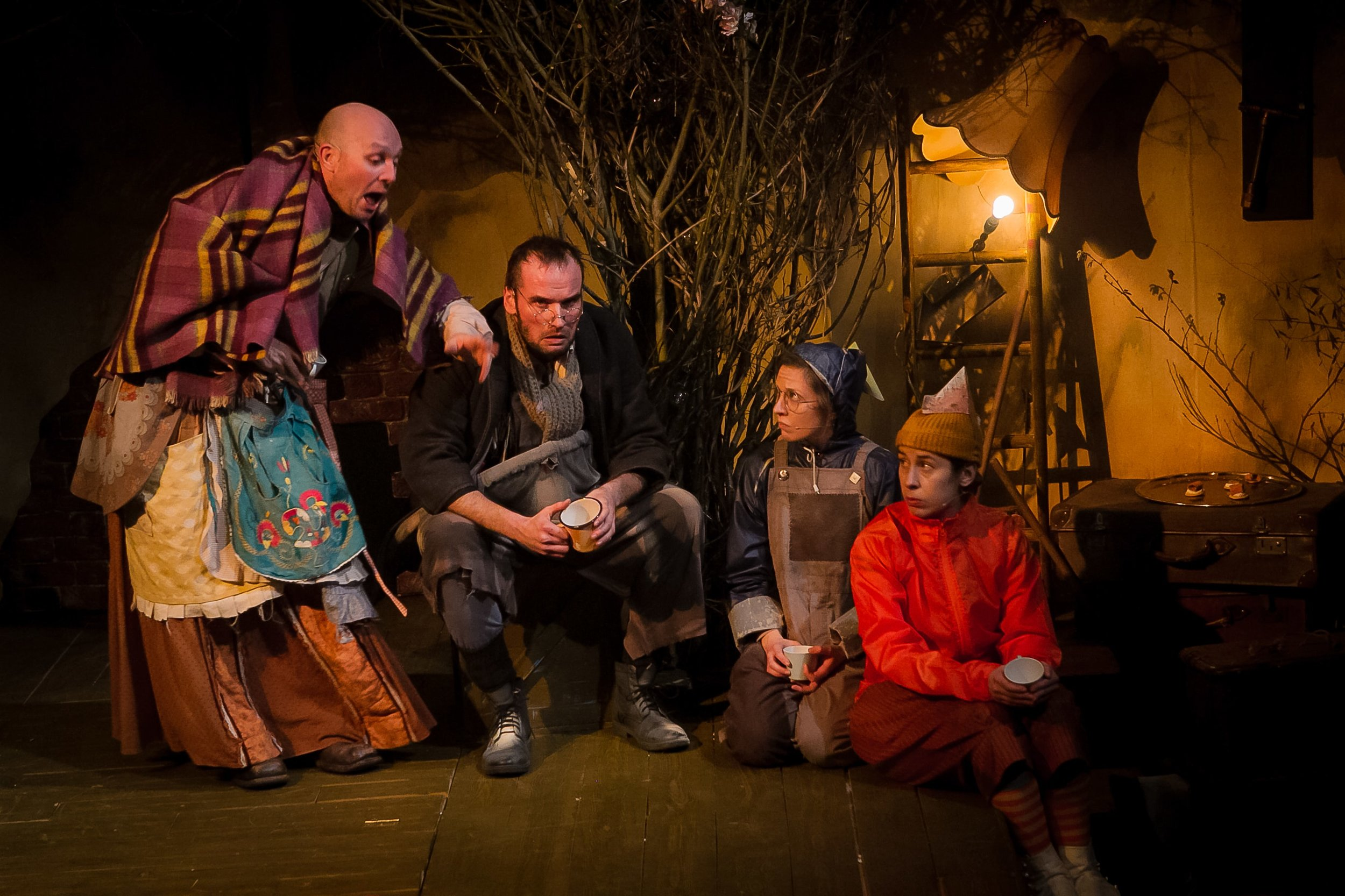 Creation Theatre - The Wind in the Willows -