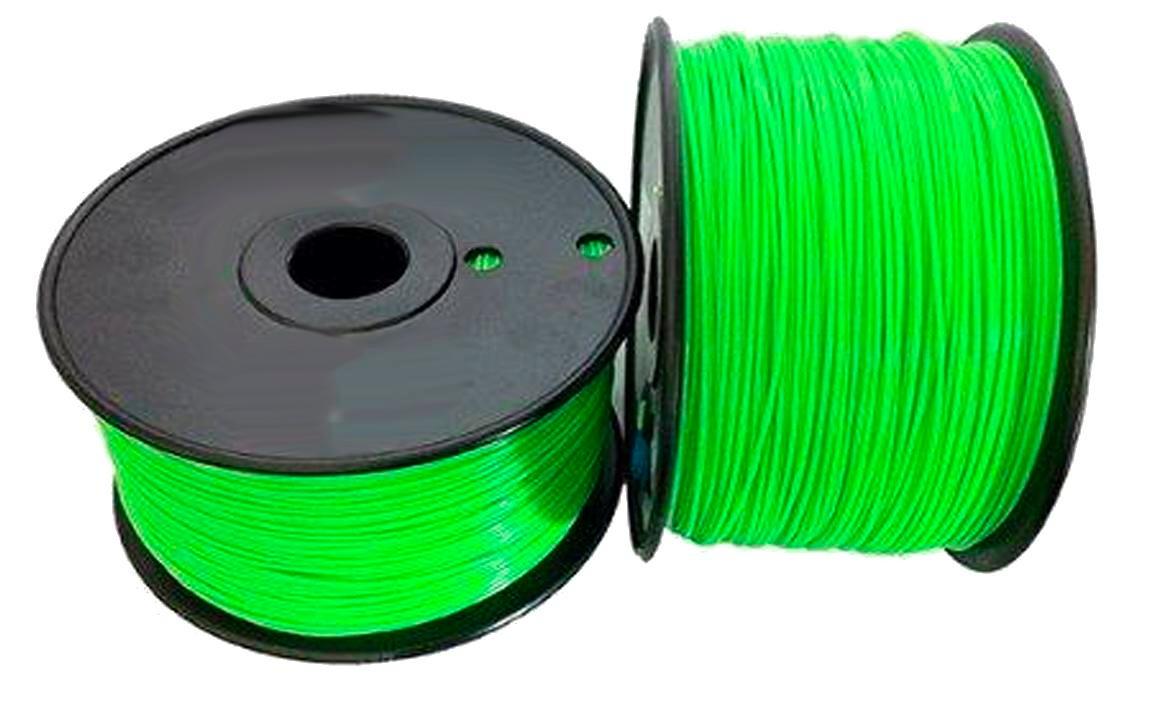 filamento verde