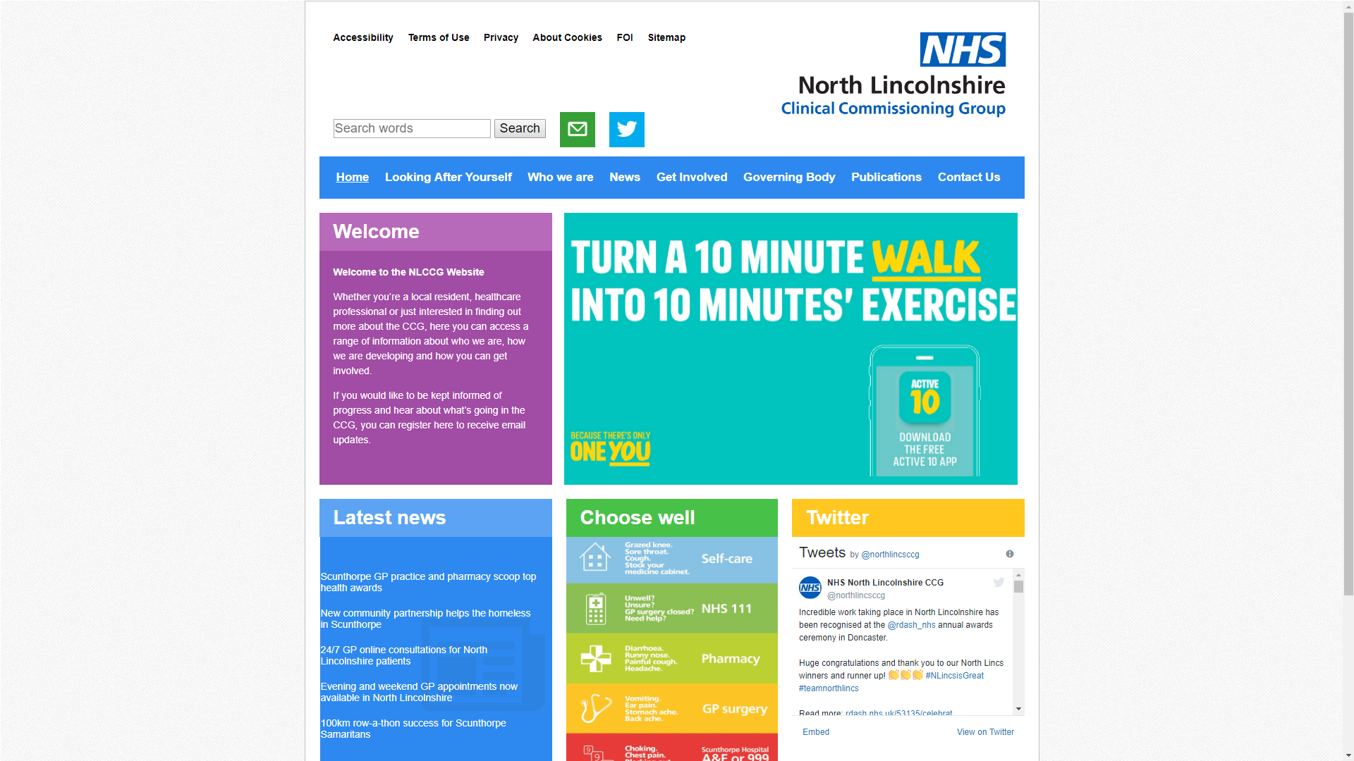 North Lincolnshire CCG