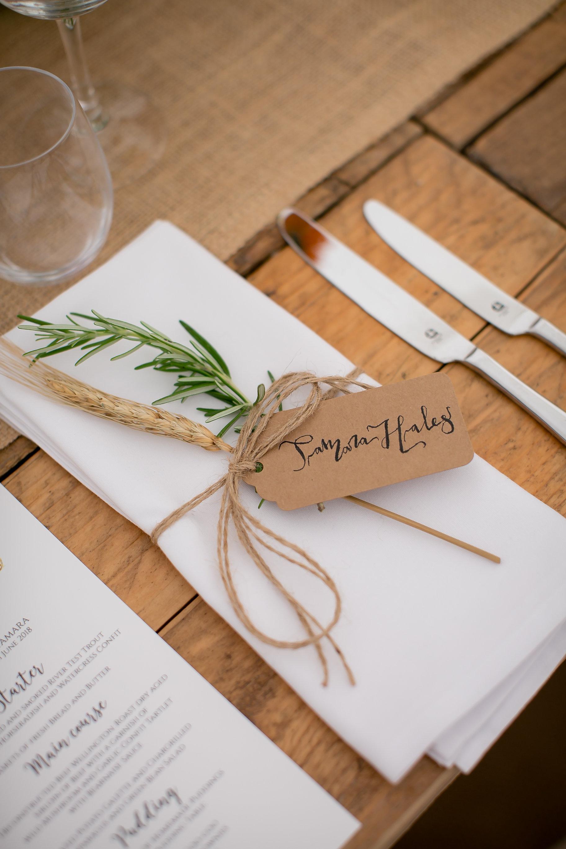 Hales Wedding