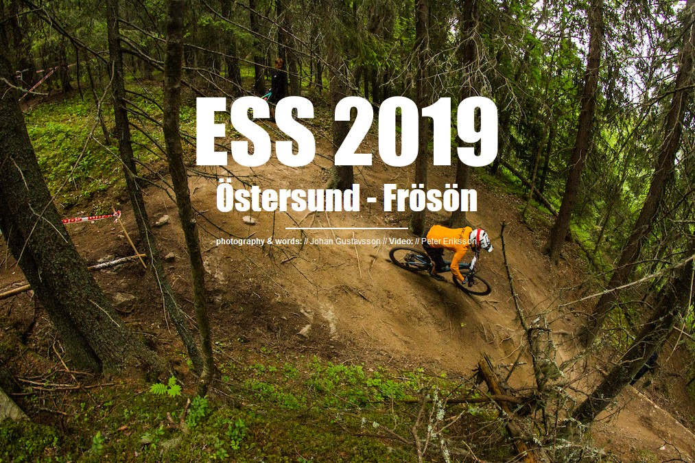 Pinkbike #3 ESS Östersund 2019