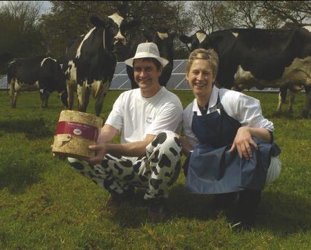 Carbon Neutral Cheese/ Winterdale Farm.