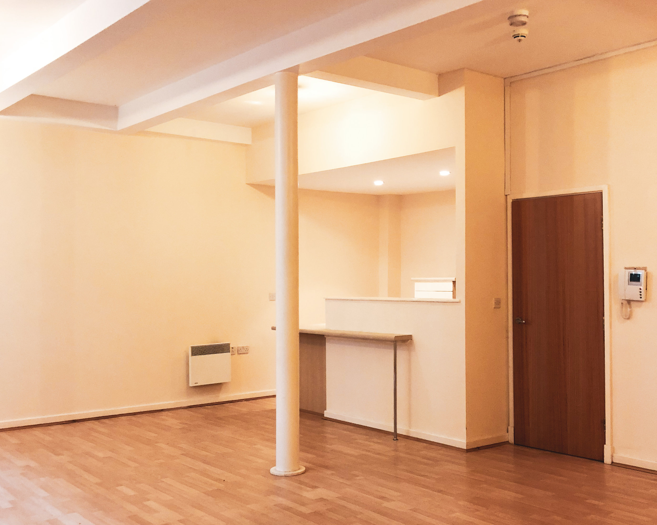 Loft 6 - One bedroomed apartment