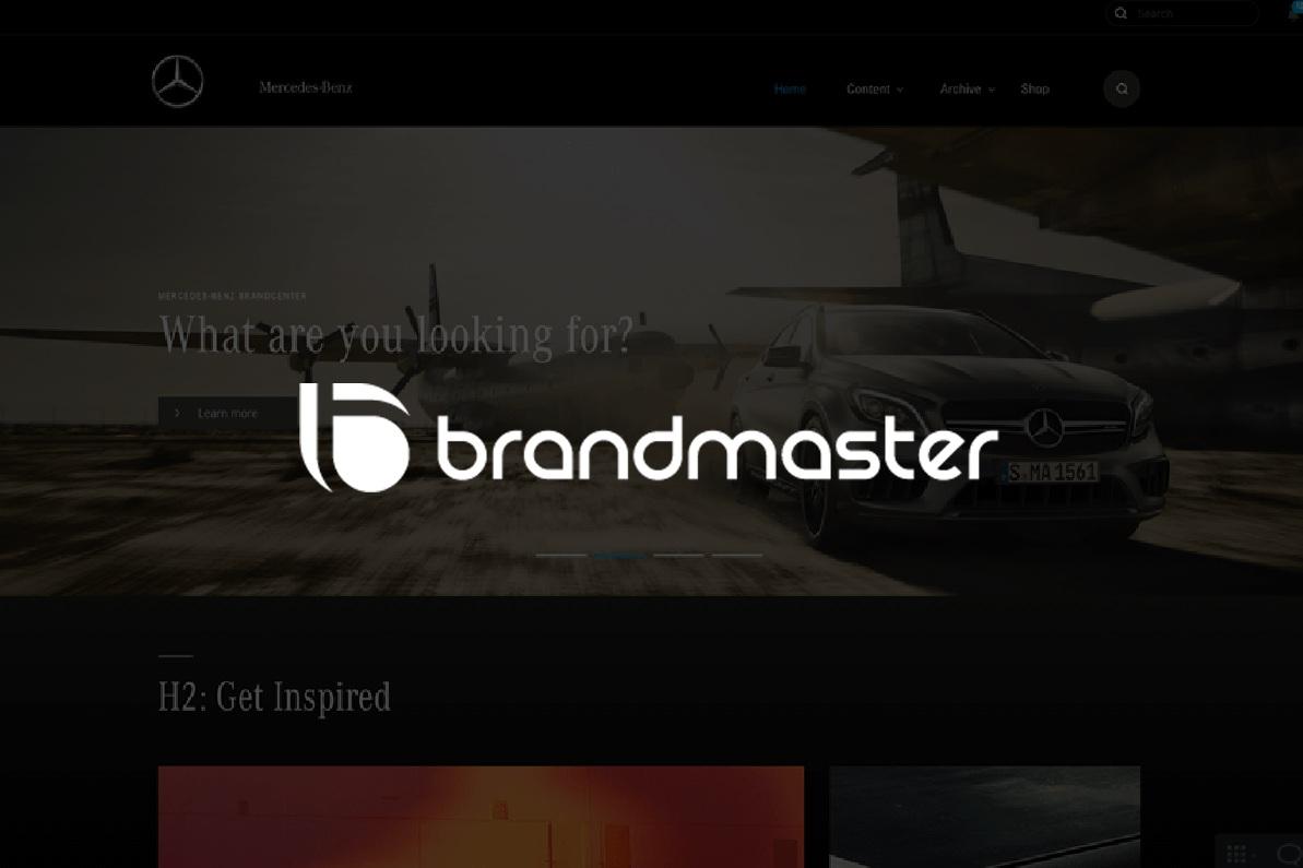 Nástroj na správu značky a komunikace BRANDMASTER