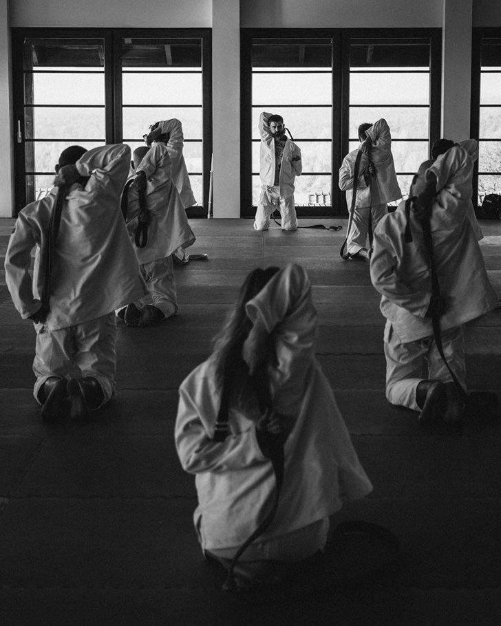 Jack Clover - - RYT 200 Yoga Alliance Teacher- Brown belt Brazilian Jiu Jitsu @yogi.jitsu- Mallorca BJJ & Yoga Festival Event Manager- Former Event and Project Manager; for London Design Festival and multiple entertainment brands.- BJJ Globetrotters Camps Yoga Teacher
