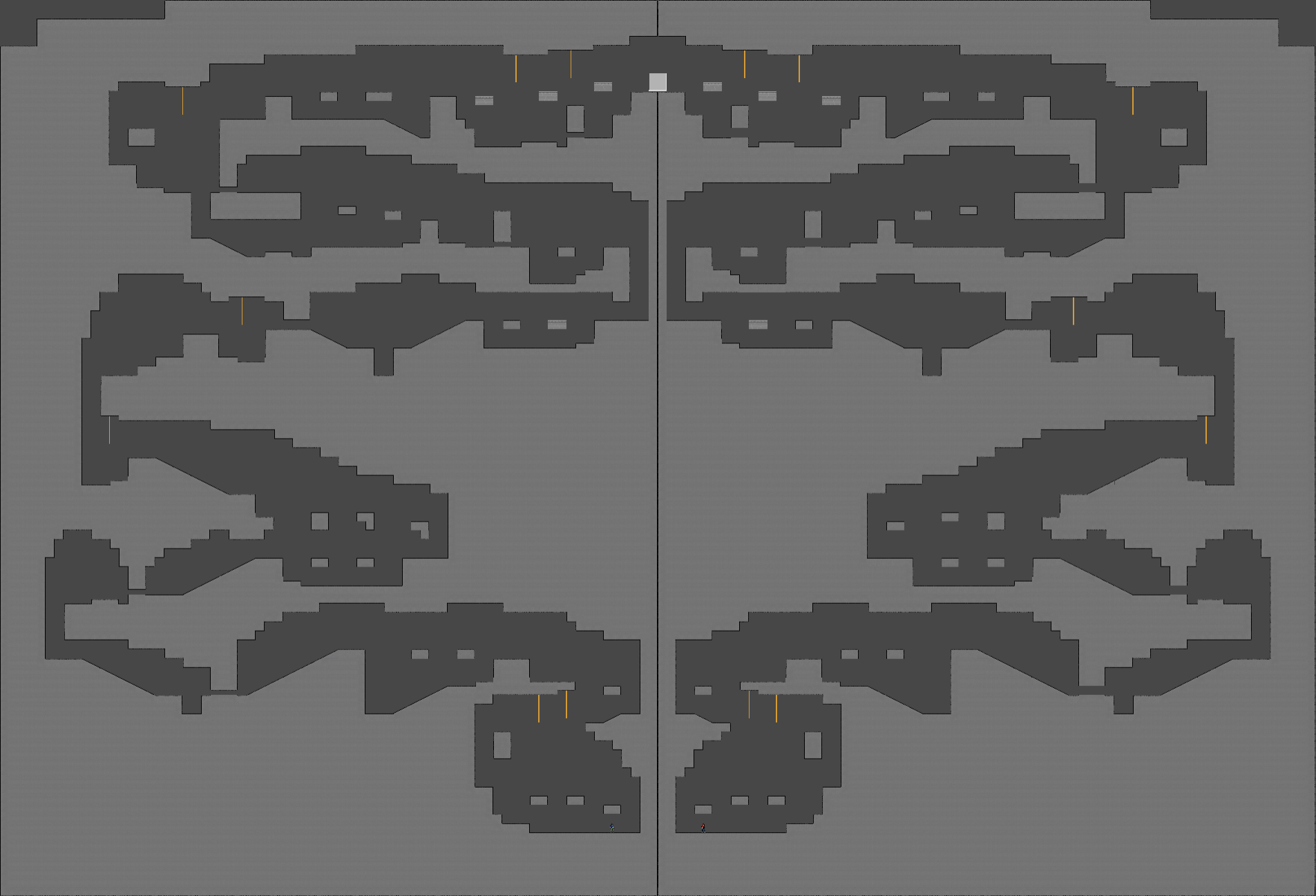 A preview of the level layout