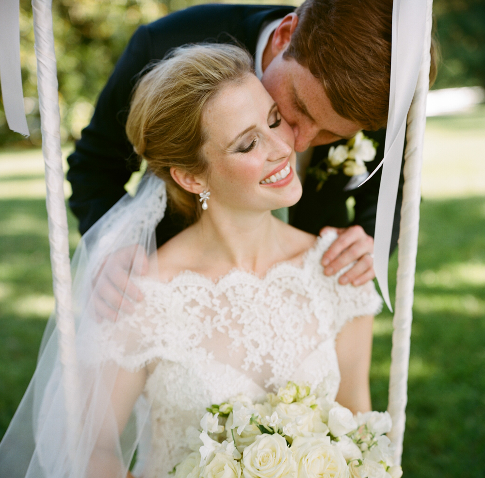 Radiant Southern Charm, Events by Reagan, Virginia Wedding, Destination Wedding Planner,  Bride and Groom